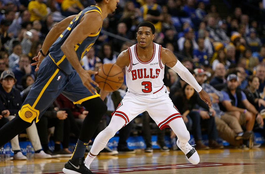 low priced 056a2 ba996 Chicago Bulls: Shaq Harrison now leads league in steals per 36