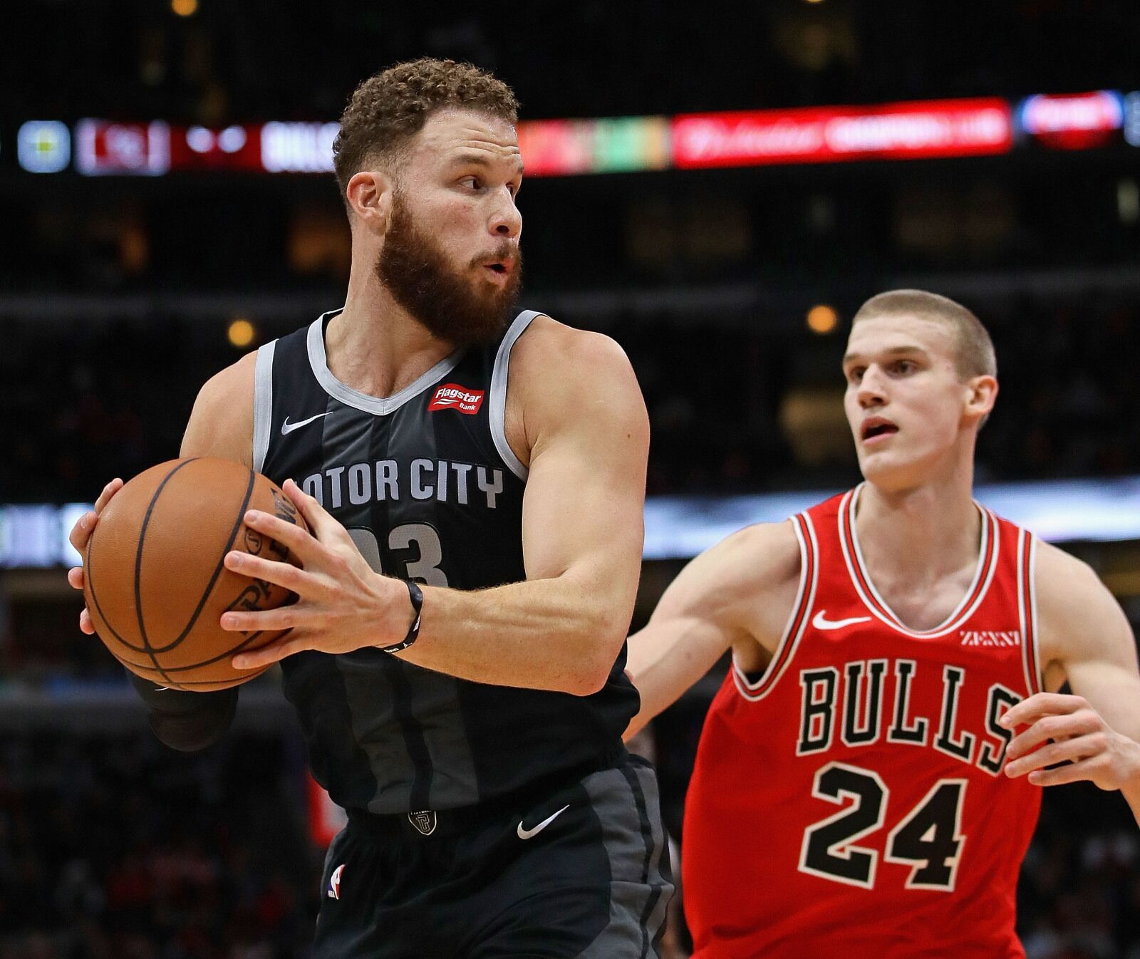 Chicago Bulls Rumors: Blake Griffin trade speculation rises