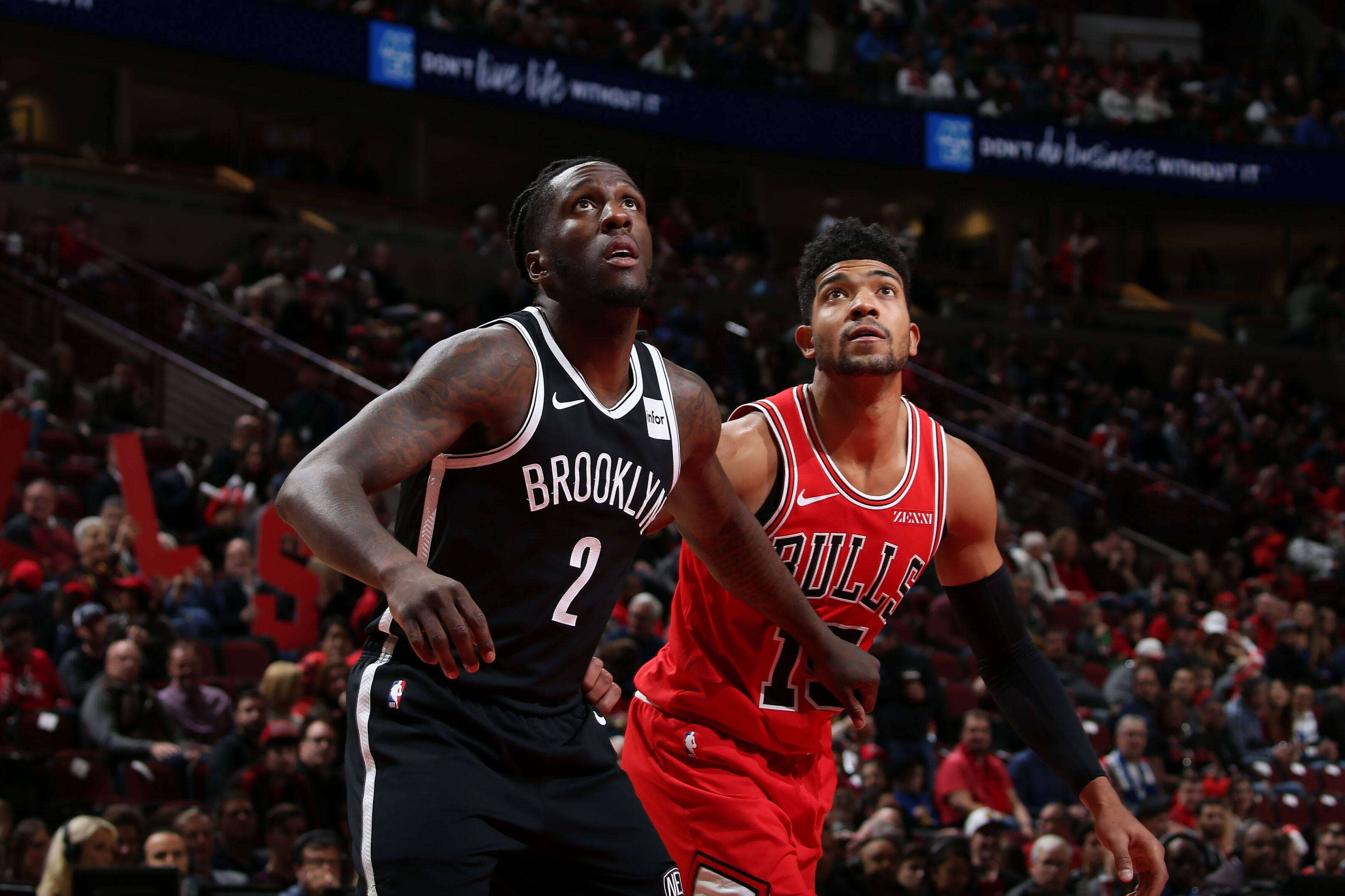 Chicago Bulls get out-hooped by Brooklyn Nets