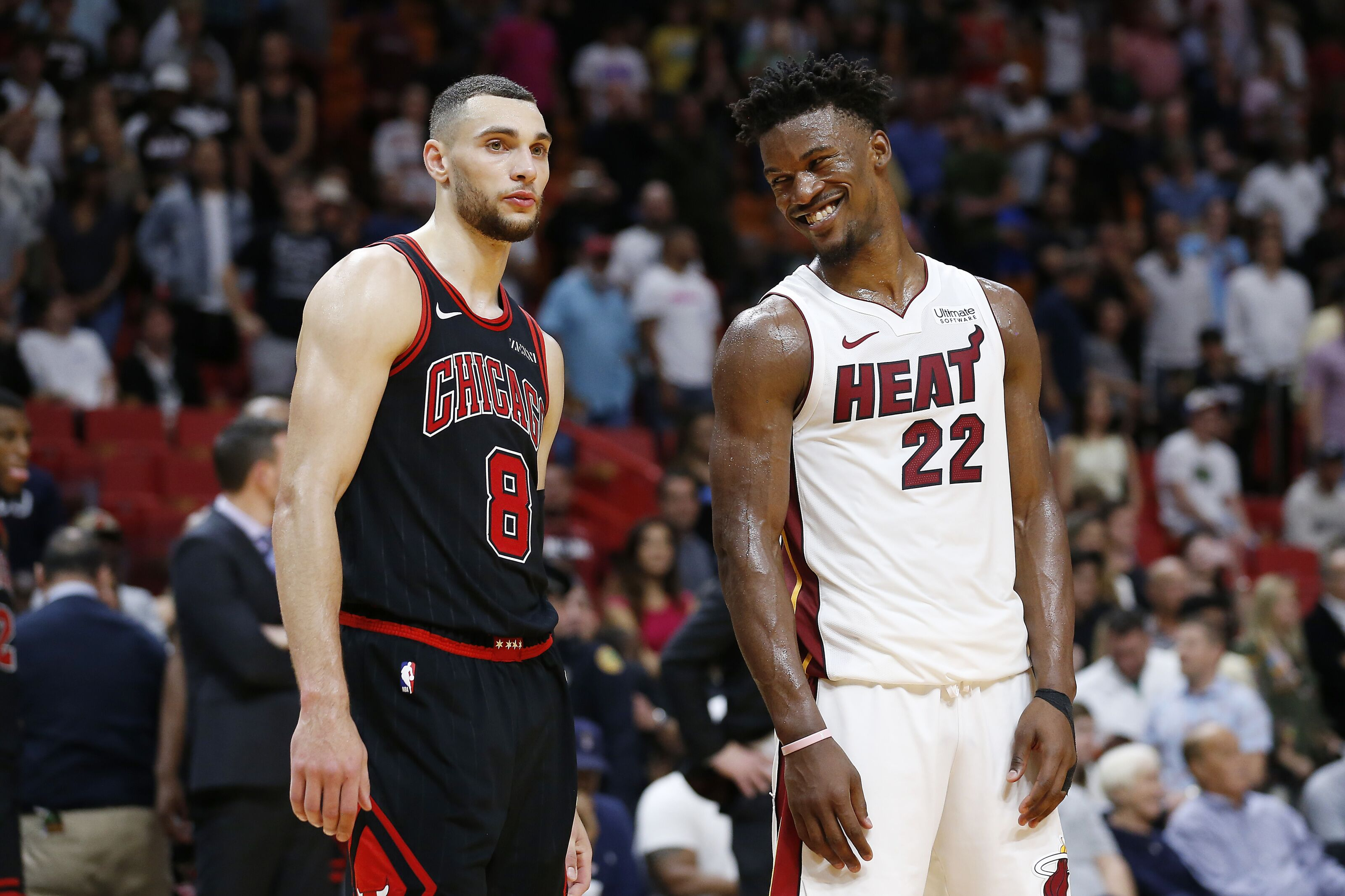 Chicago Bulls on Jimmy Butler: Still can't be a No. 1 on title team
