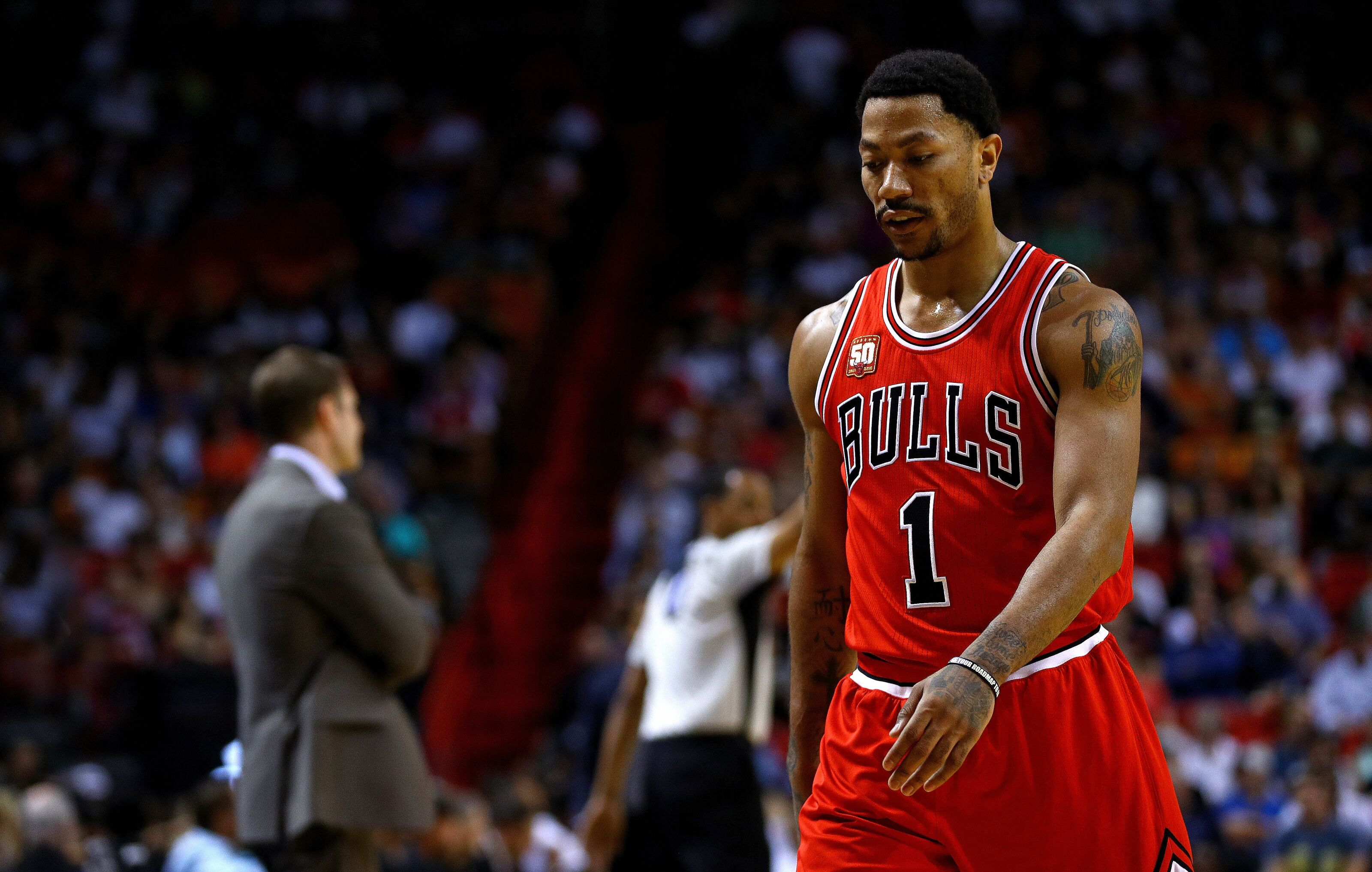 625ae5748b93 Chicago Bulls and Derrick Rose reunion  Does it make sense