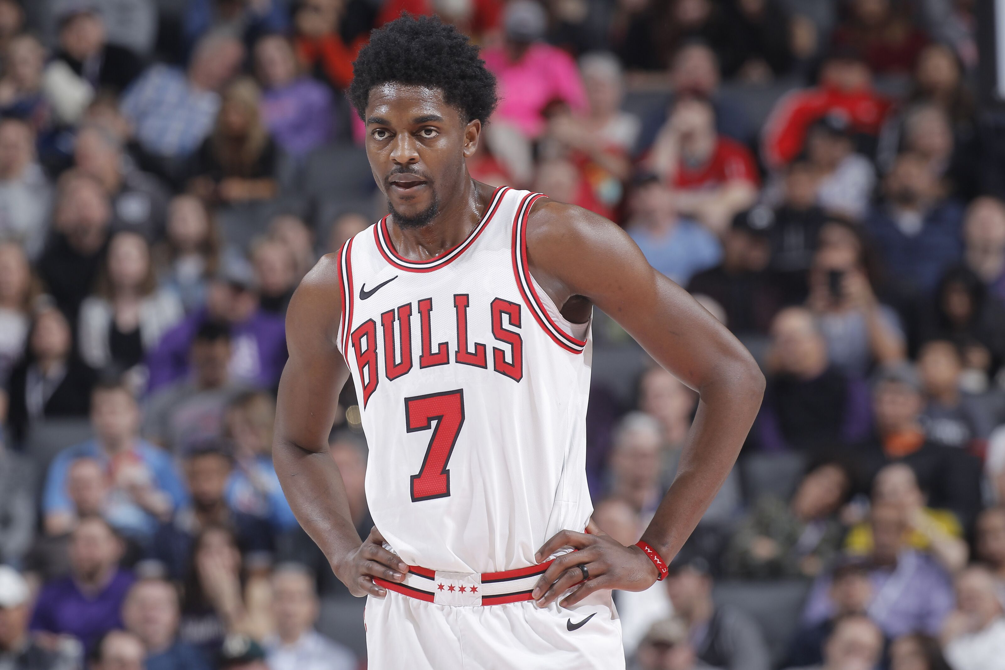 huge discount b1025 3a9a7 Chicago Bulls: The curious case of Justin Holiday