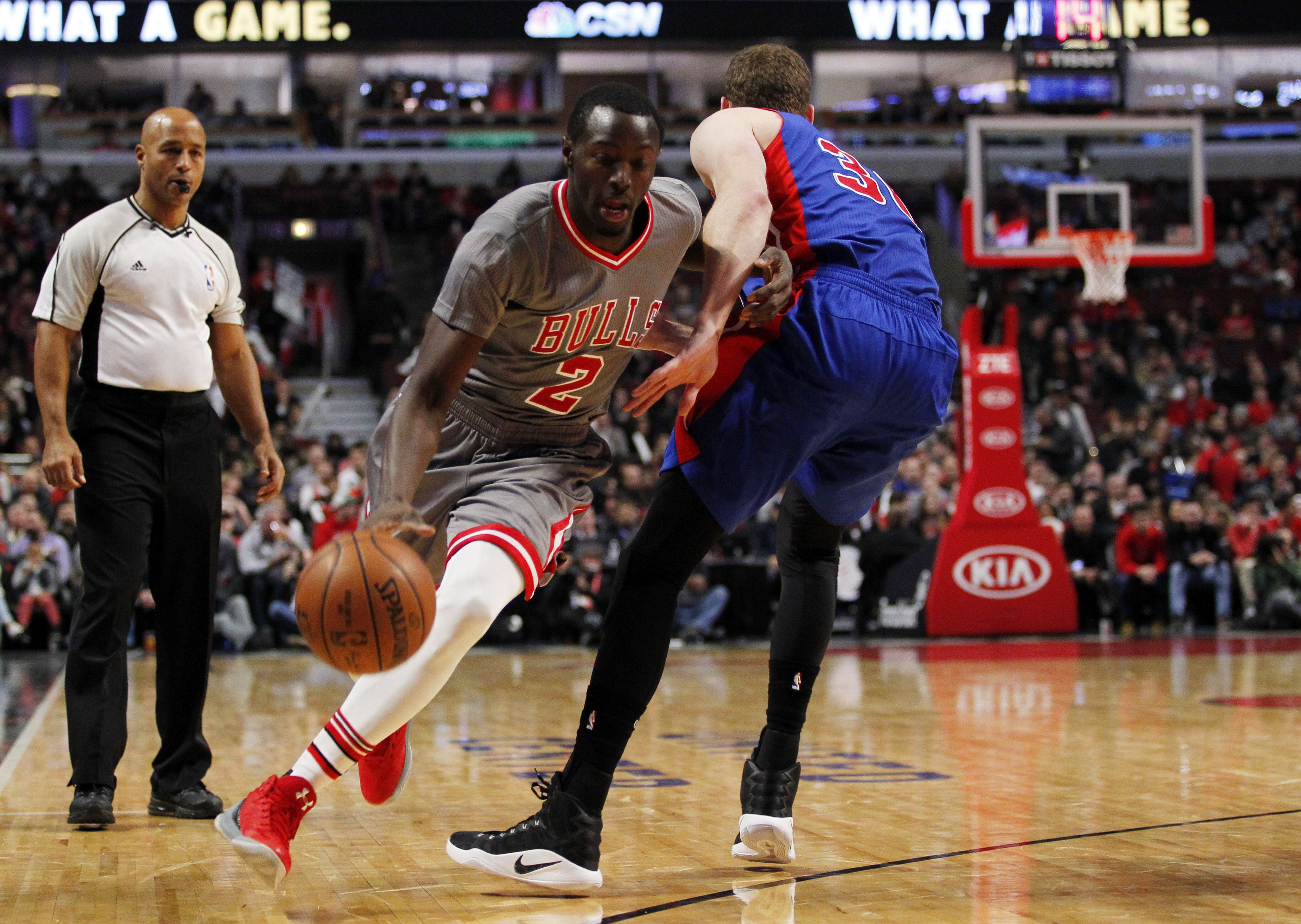Bulls Vs Pistons | BullsVsPistons