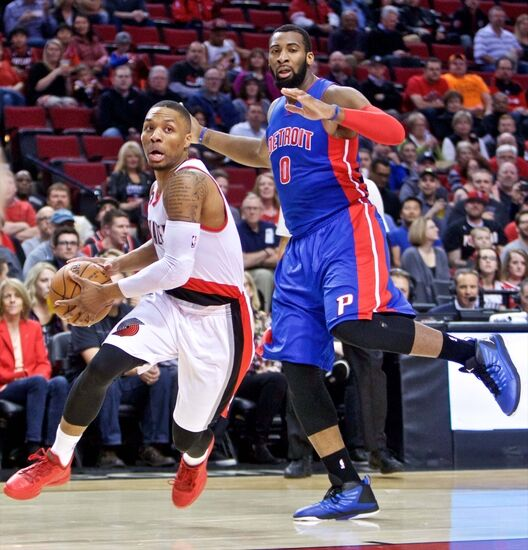 Portland Trail Blazers Center: Pistons Nearing Top Five Pick After Blazers Loss