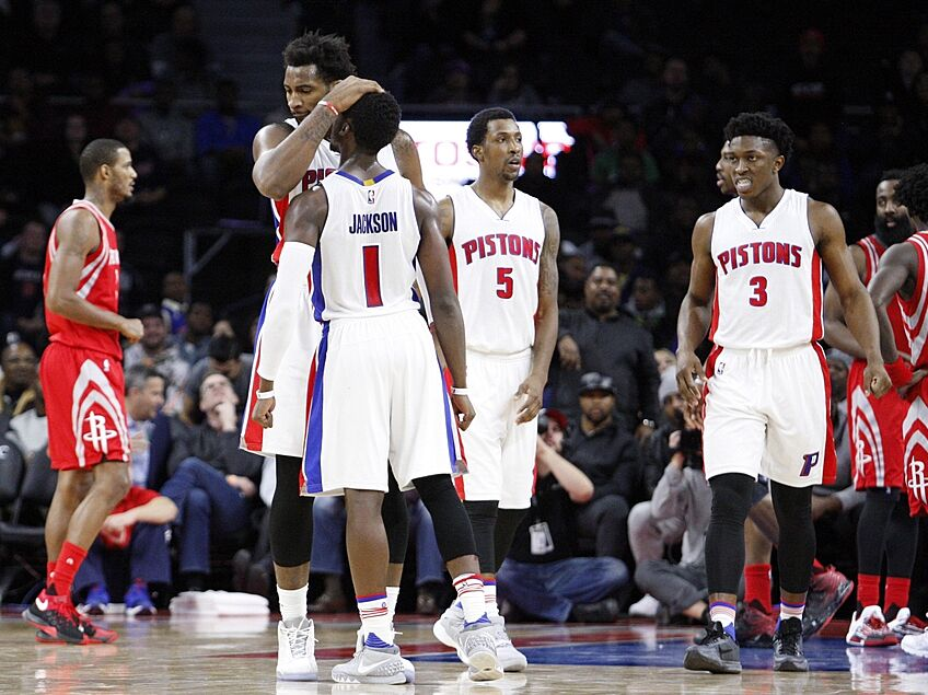 detroit pistons analyzing the pistons 2016 17 roster