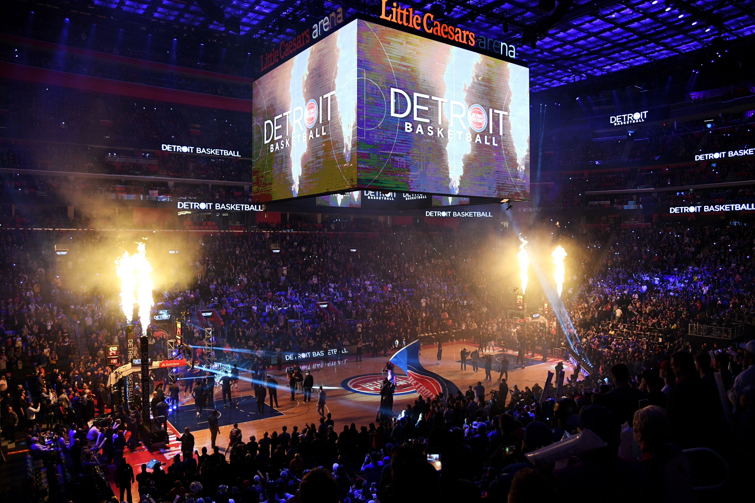 Everything you need to know about the Detroit Pistons before the 2019-20 season tips off