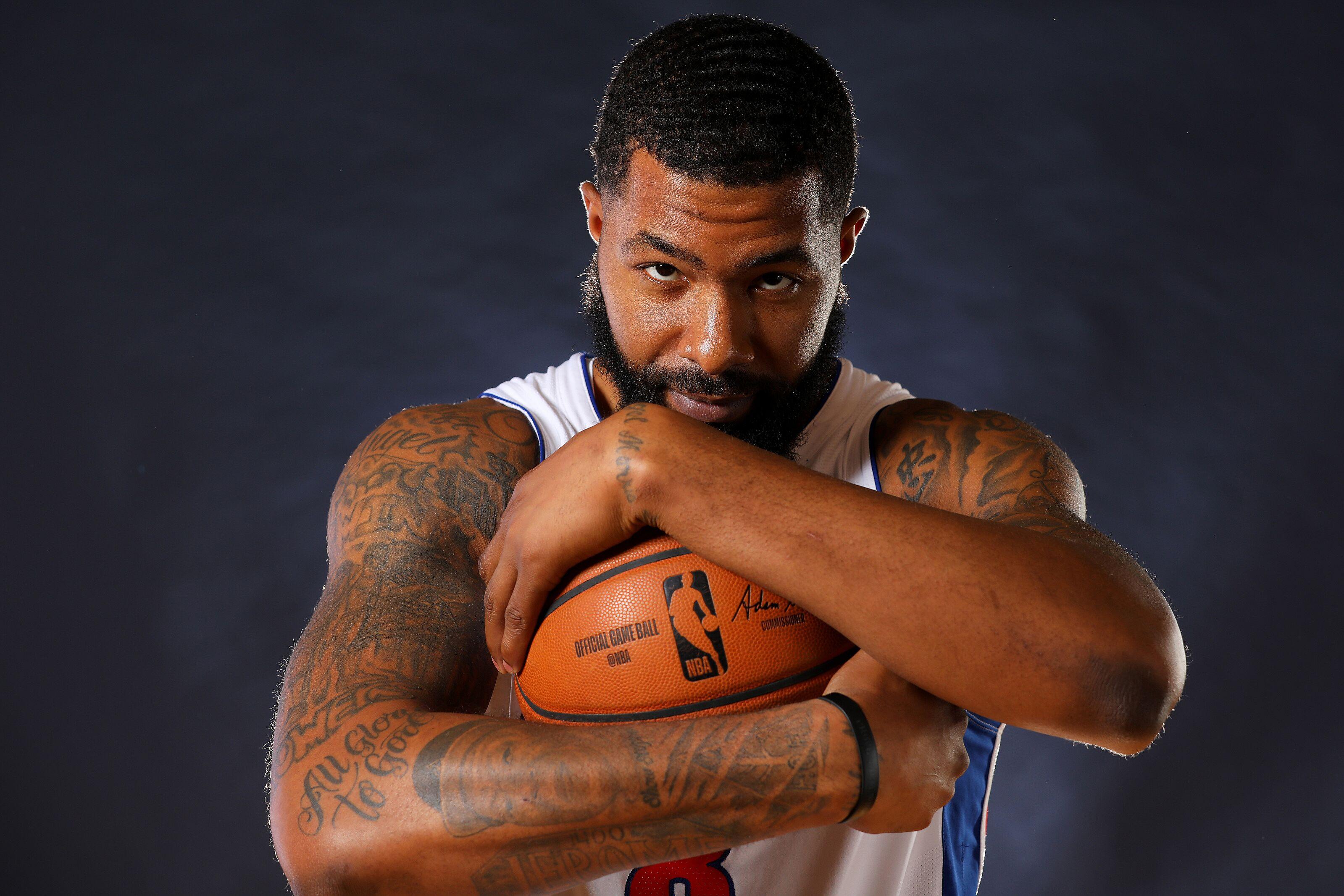 Detroit Pistons: 3 goals for Markieff Morris in 2019-20