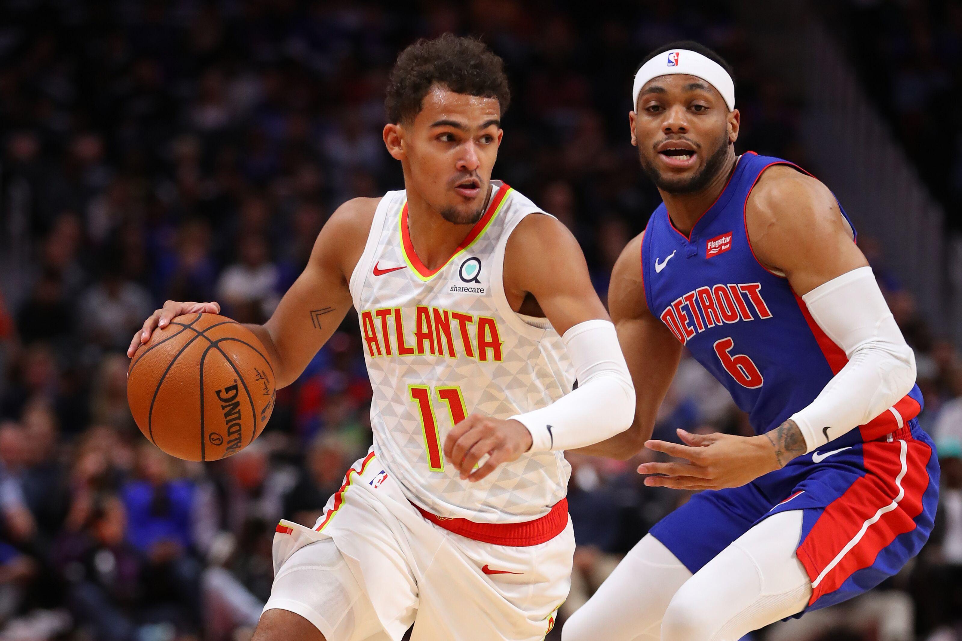 Rapid Reaction: Atlanta Hawks 117, Detroit Pistons 100
