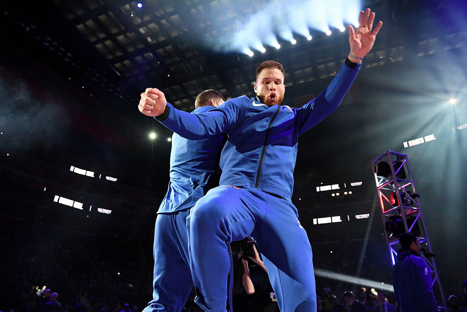 Detroit Pistons 2019-2020 Preview: Blake Griffin