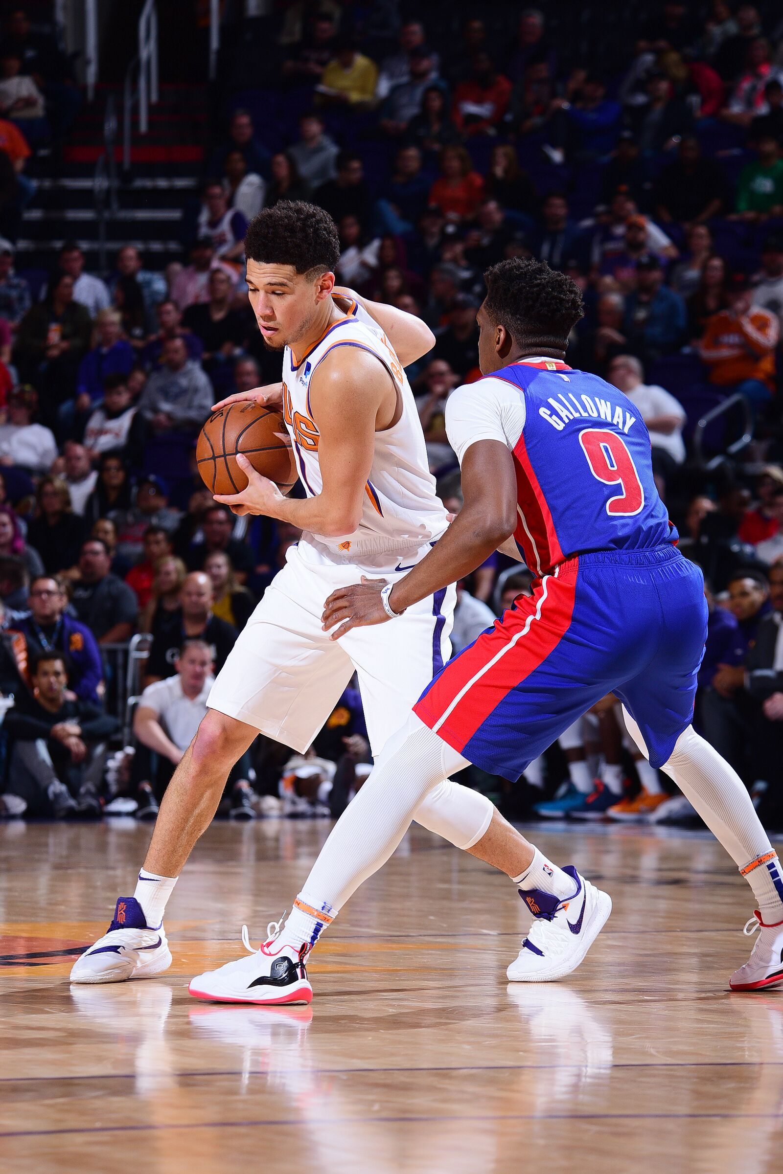 d39f09332b40 Devin Booker reminds Detroit Pistons of wing problem