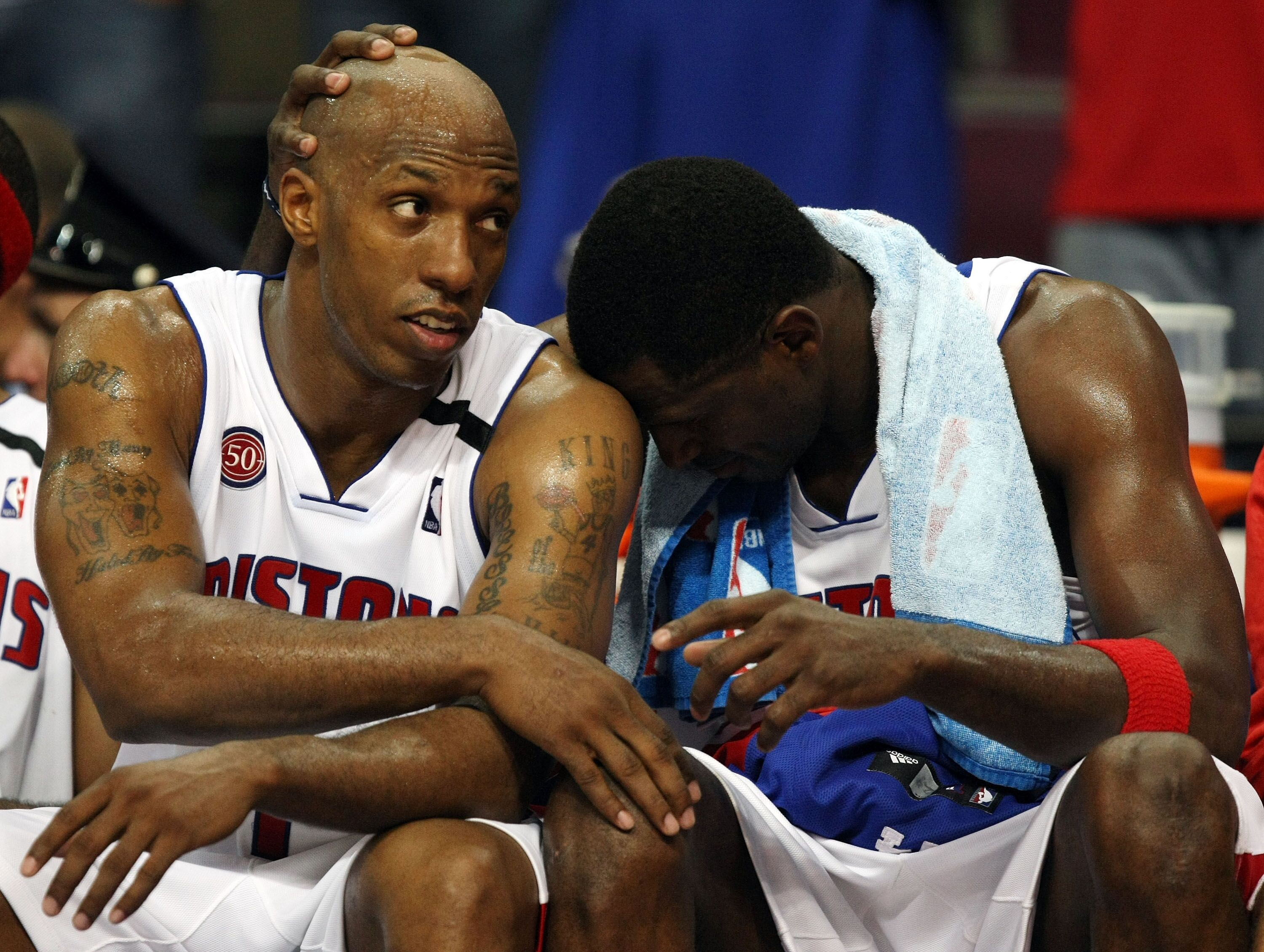 Locked Pistons A Chauncey Billups breakdown