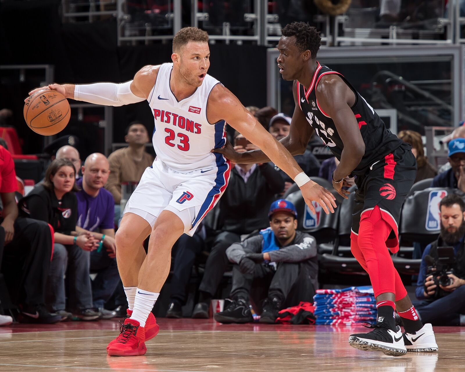 Power ranking the 2018-19 Detroit Pistons: Who tops the list?