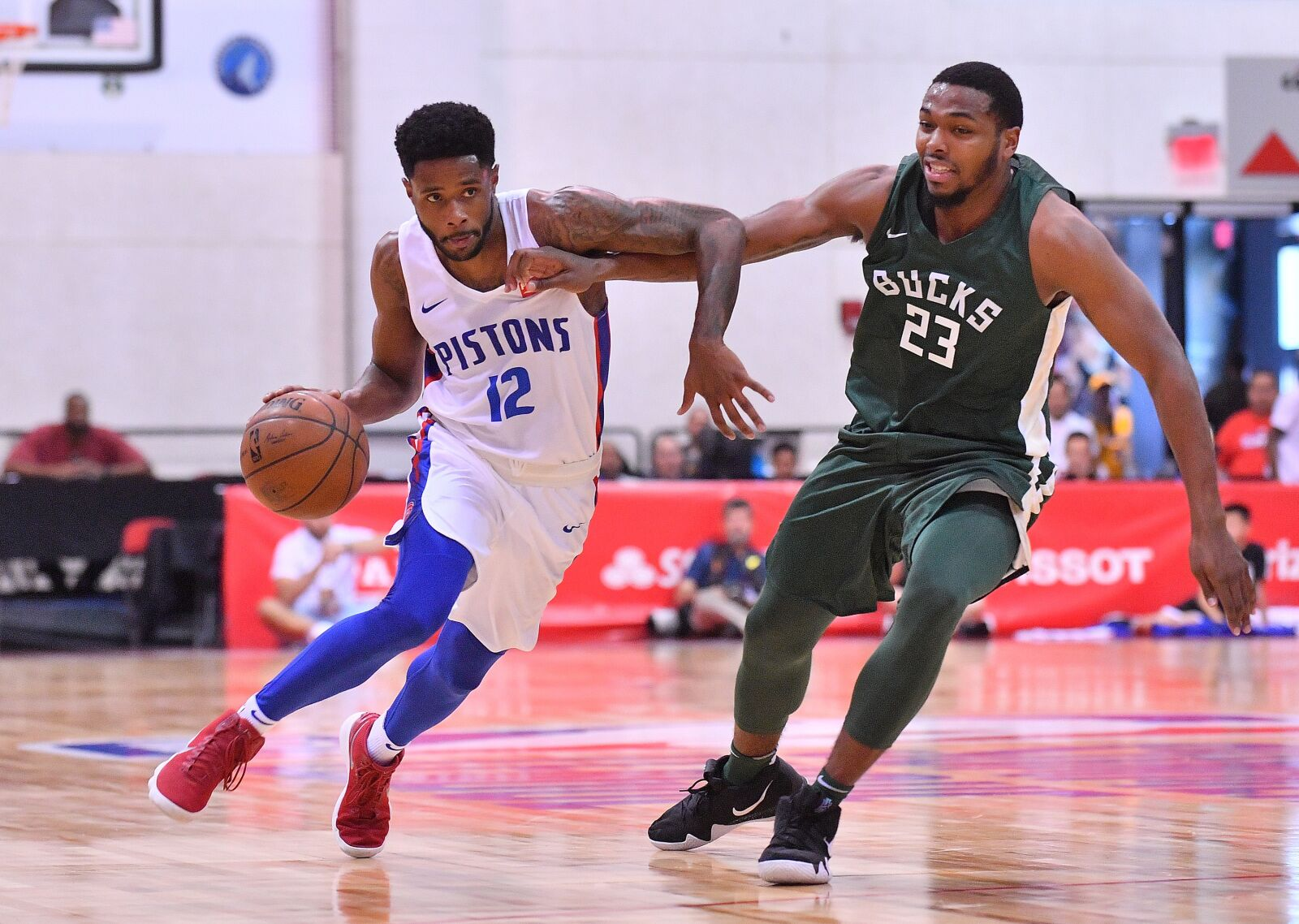 5ca4ad60048 Detroit Pistons summer league action continues tomorrow against Bulls
