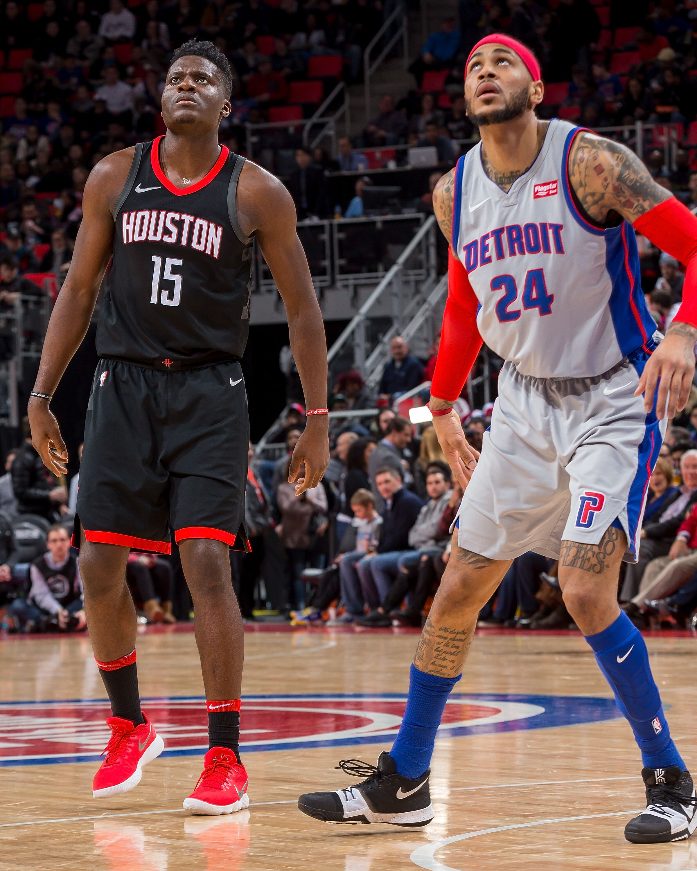 Rockets All Time Roster: Detroit Pistons Head To NBA Leaders, Houston Rockets