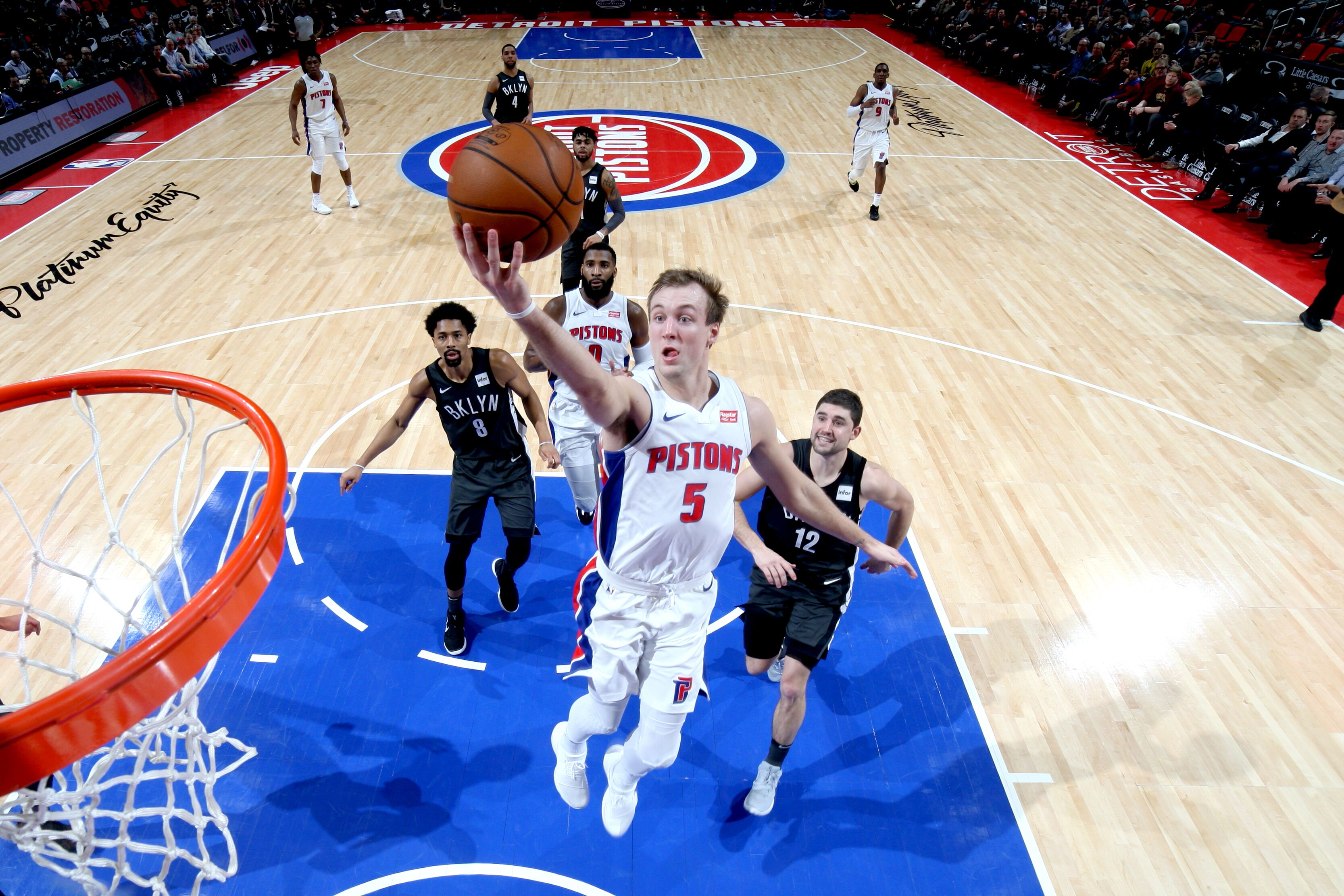 Detroit Pistons: Back court depth could be key to success