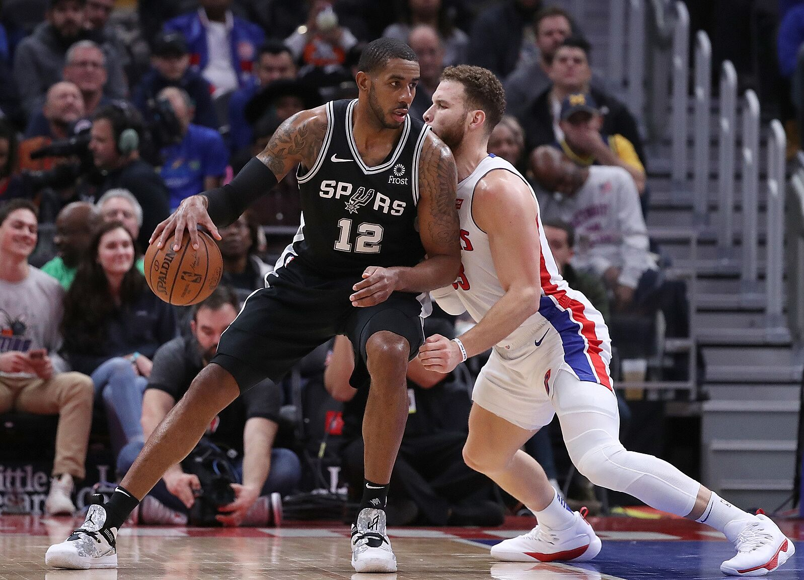 Detroit Pistons vs. San Antonio Spurs 2019-20 season preview