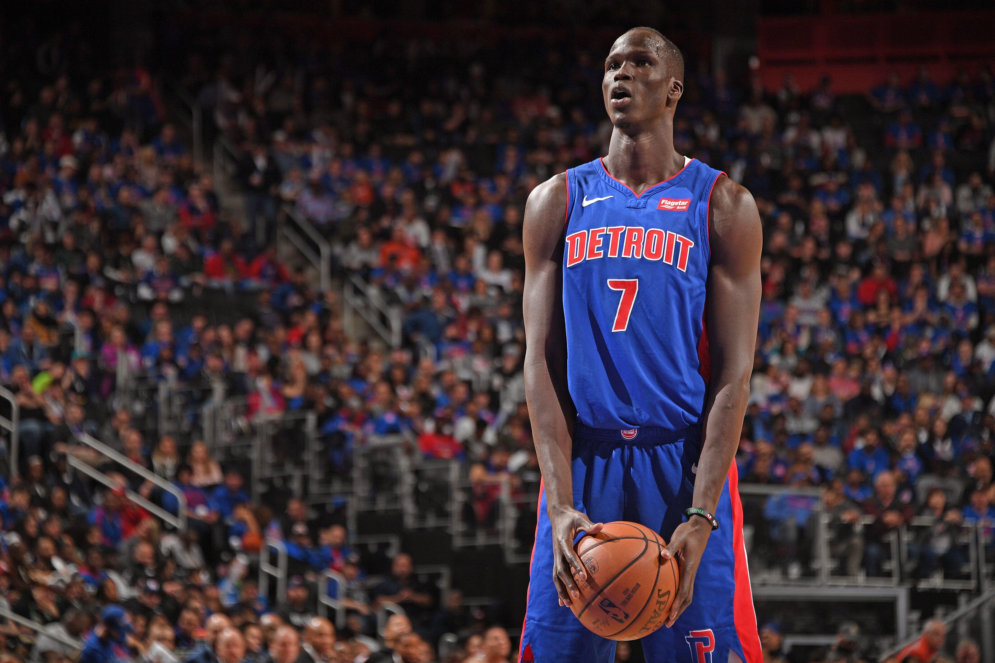 Detroit Pistons 2019-20 preview: Thon Maker's profile