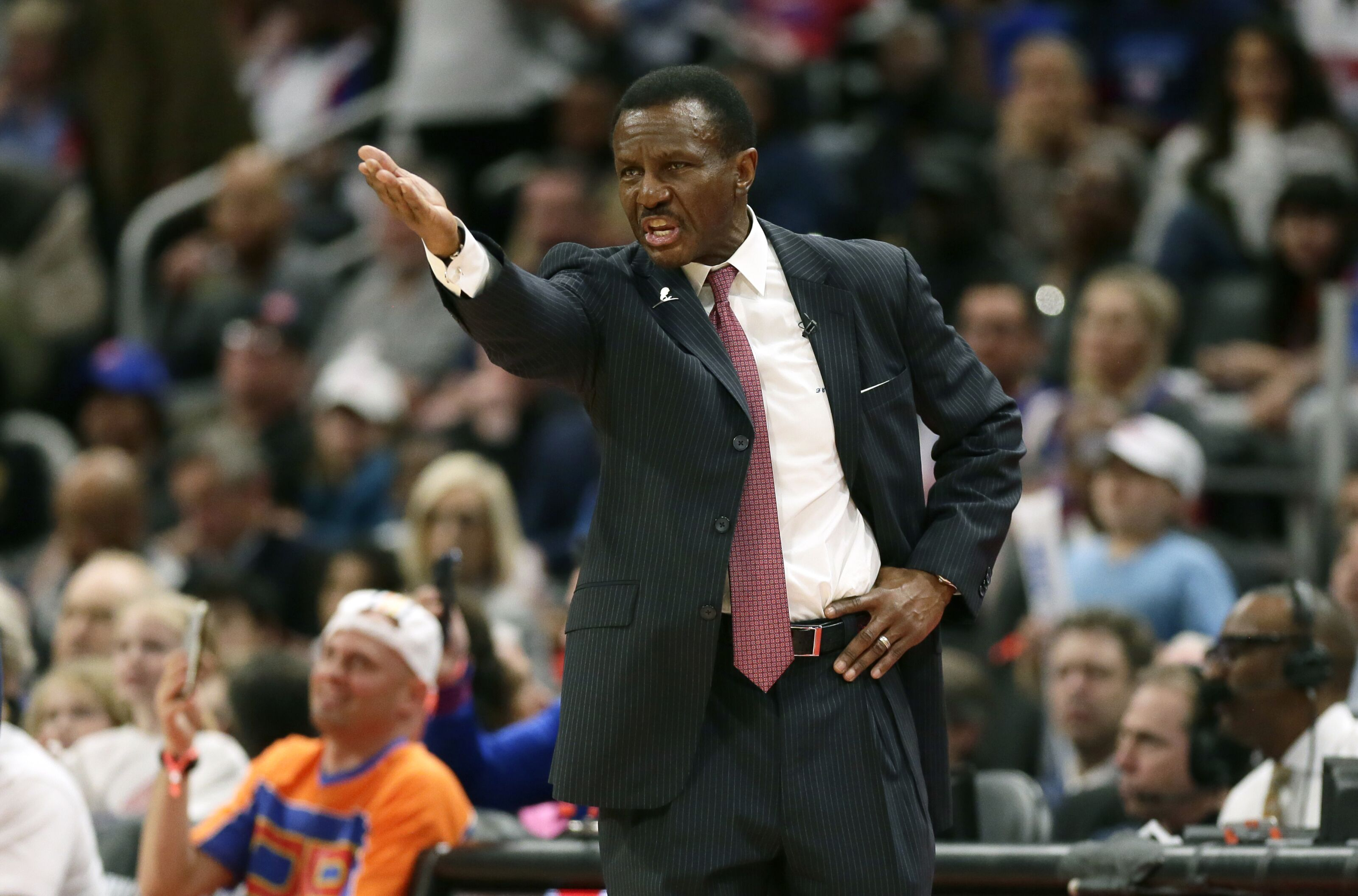 How the Detroit Pistons transitioned from Stan Van Gundy era to Dwane Casey's new reign