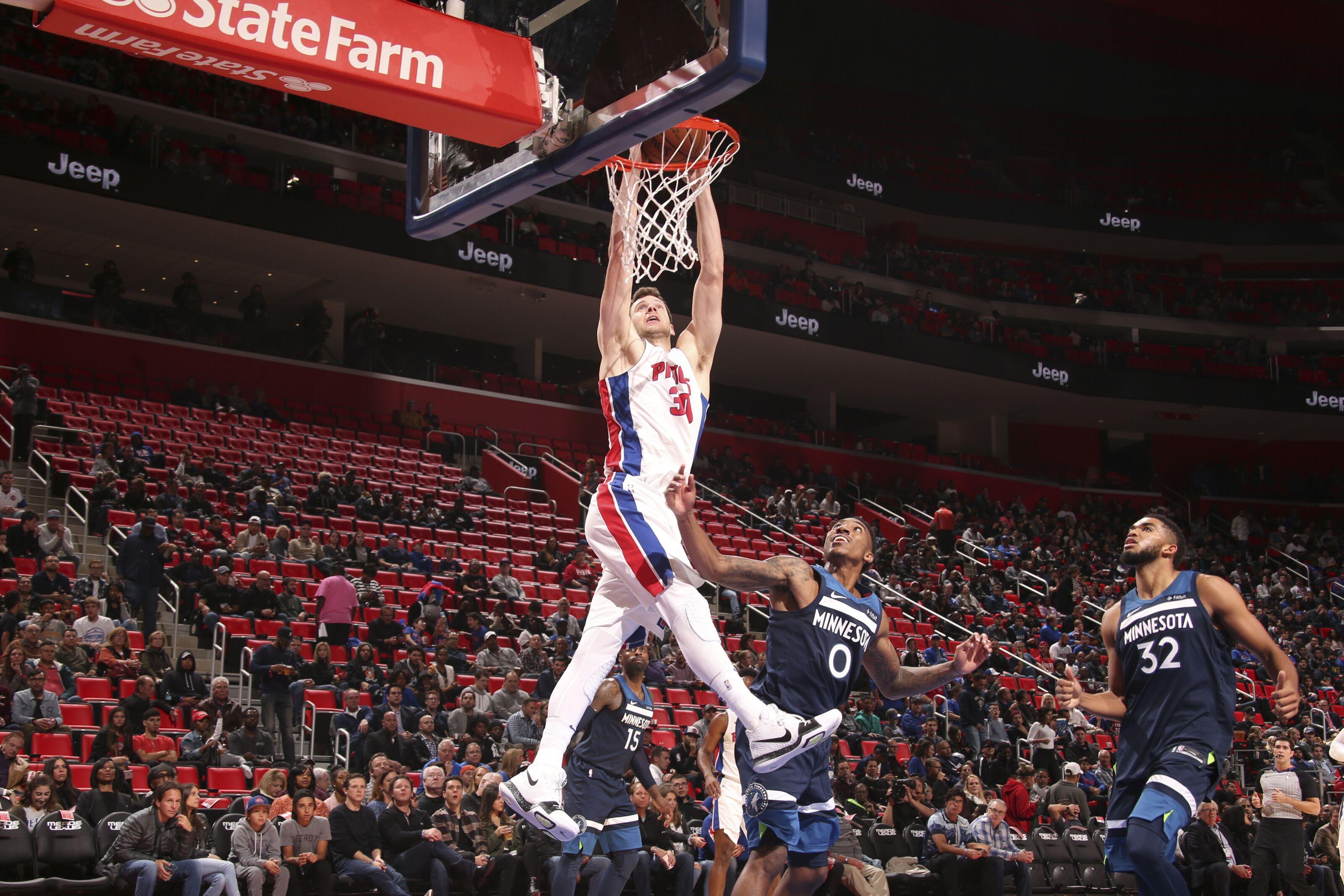 Here's why the Detroit Pistons need Jon Leuer