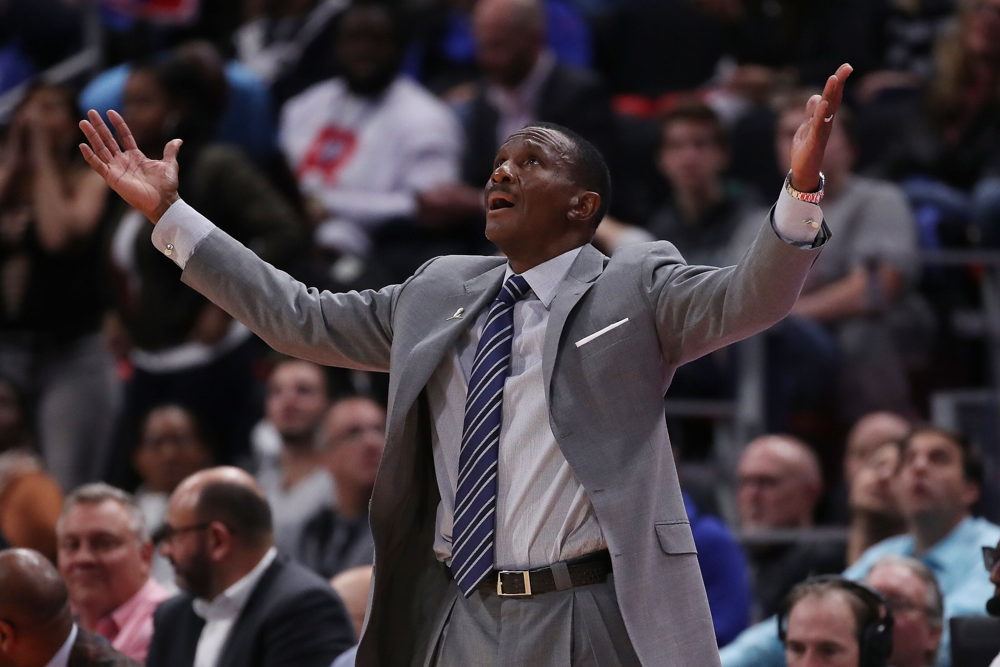 Dwane Casey: Three things we learned in first win with Detroit Pistons
