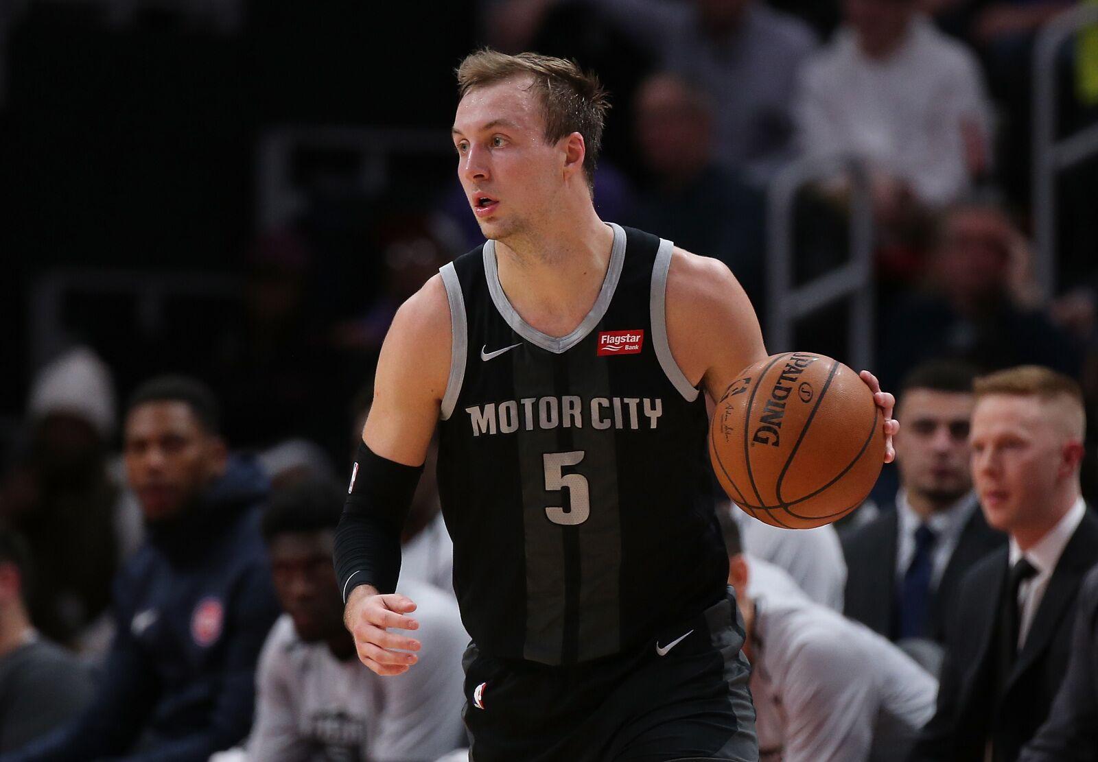 Luke Kennard aggressiveness biggest takeaway from recent Pistons stretch
