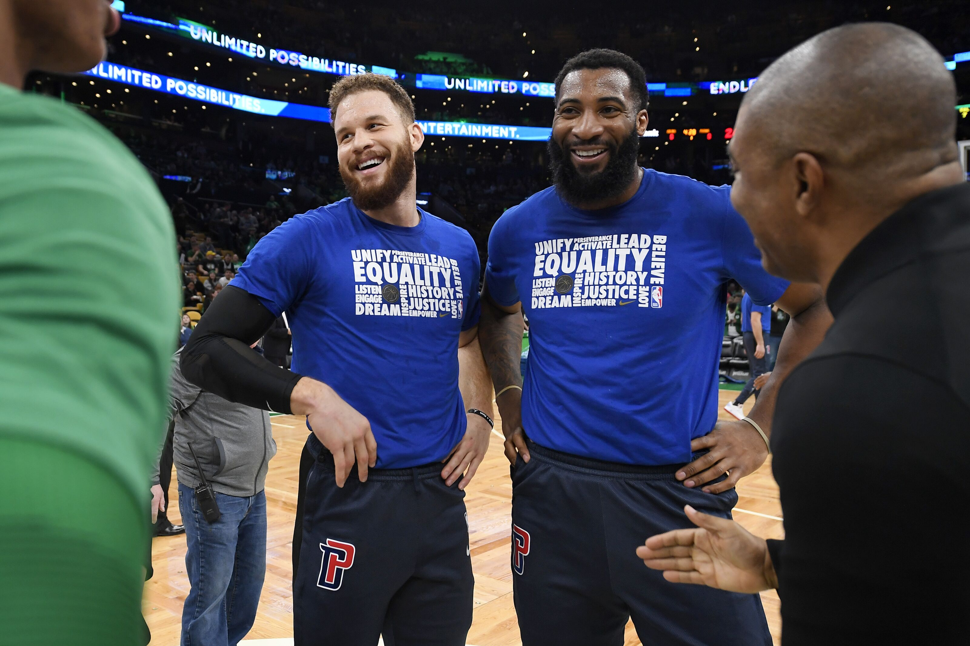 Around the 'net: Detroit Pistons previews and best of Andre Drummond
