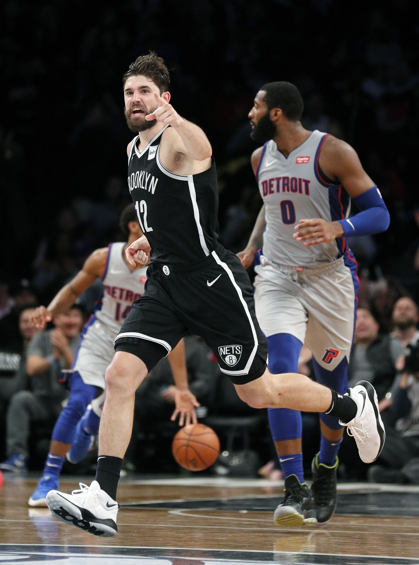 Detroit Pistons Travel to Brooklyn to Battle the Nets for No.6 Seed