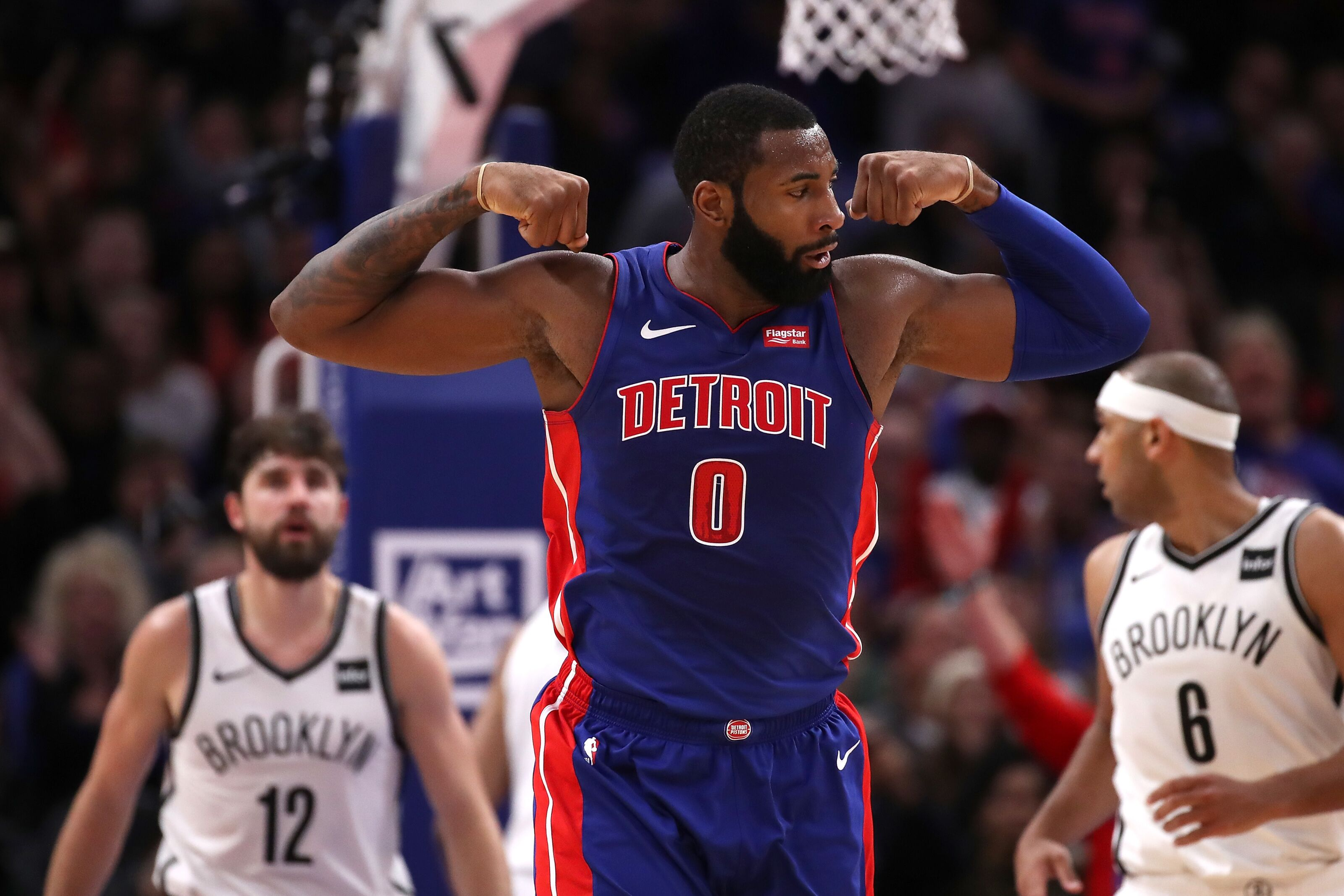 info for 677bd ee6b4 Detroit Pistons   Bleacher Report   Latest News, Scores ...