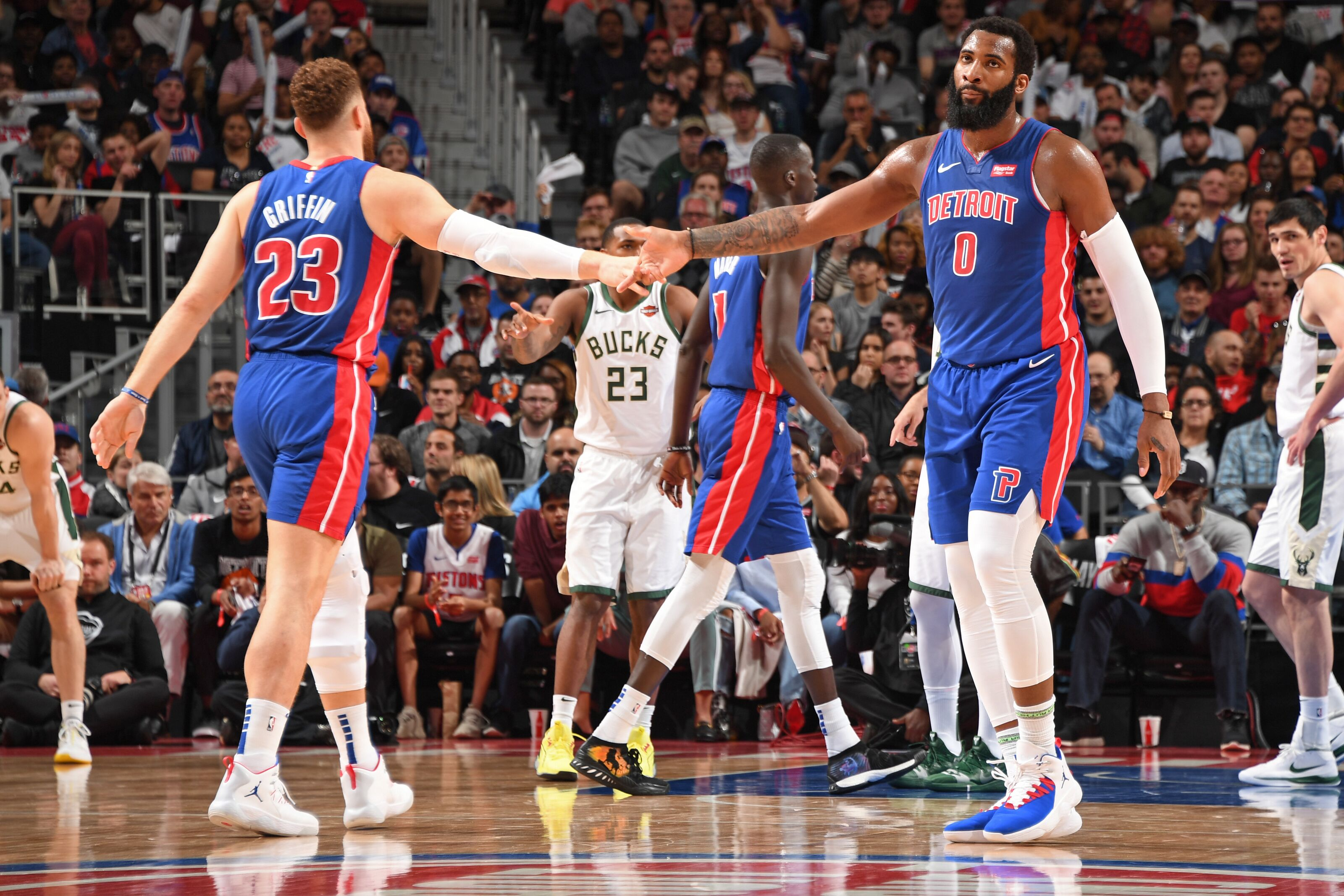 How much cap space will the Detroit Pistons have in 2020?