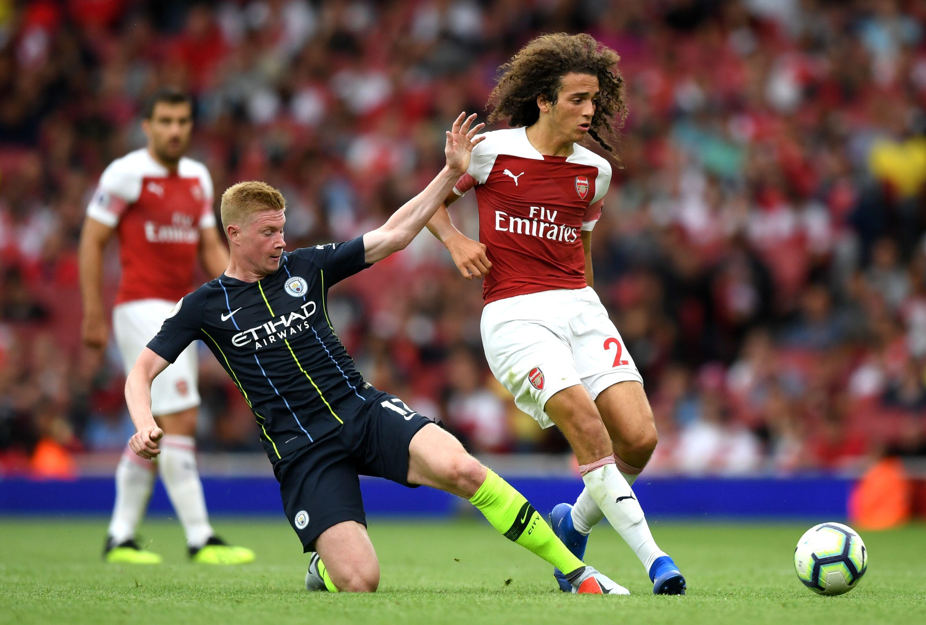 42bcb90ab659 Arsenal analysis: Matteo Guendouzi isn't fit to fill Aaron Ramsey's boots