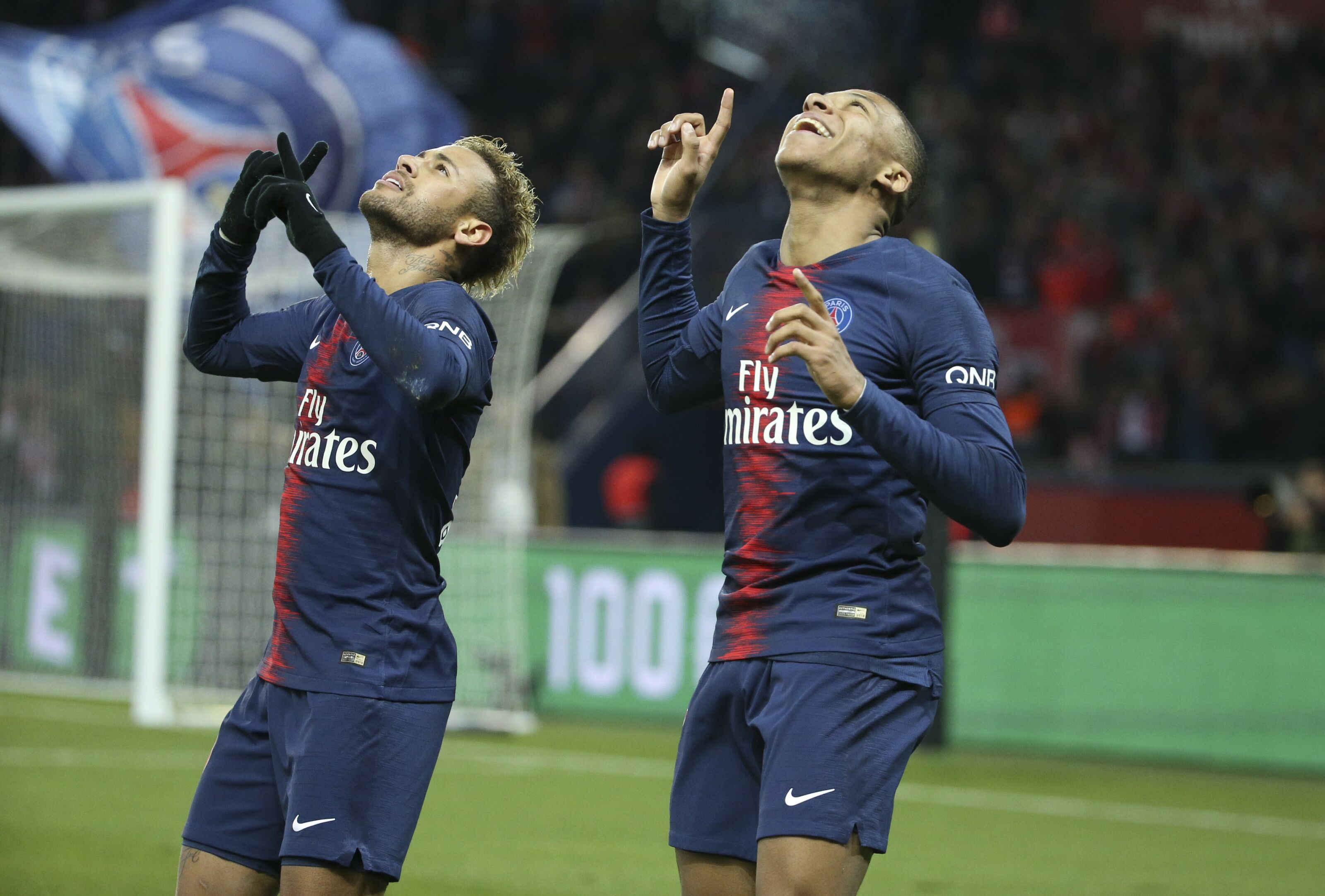 Paris Saint-Germain duo set to compete for Real Madrid transfer