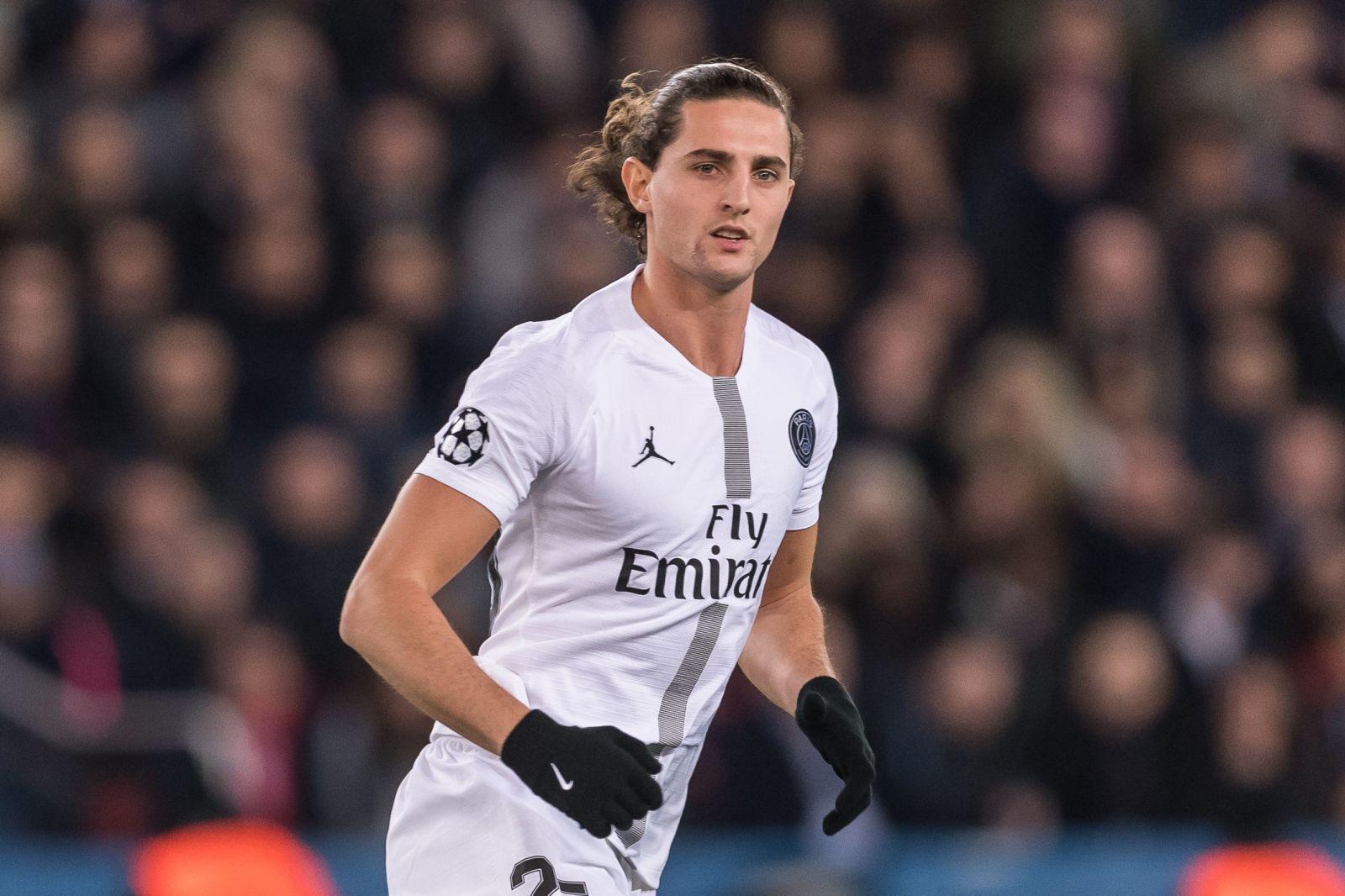 Tottenham need to stop talking to Adrien Rabiot