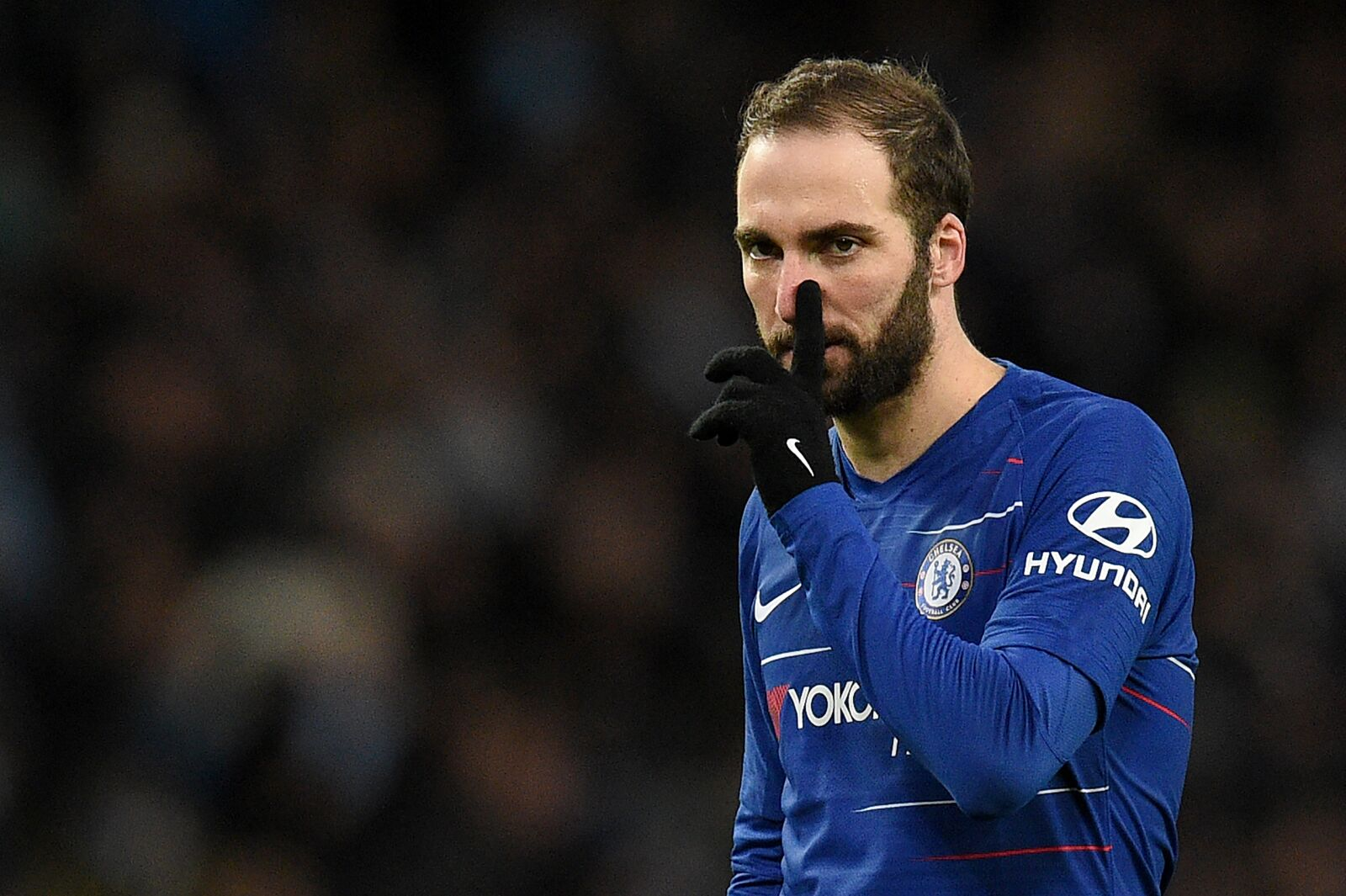 Chelsea seems to have already given up on Gonzalo Higuain
