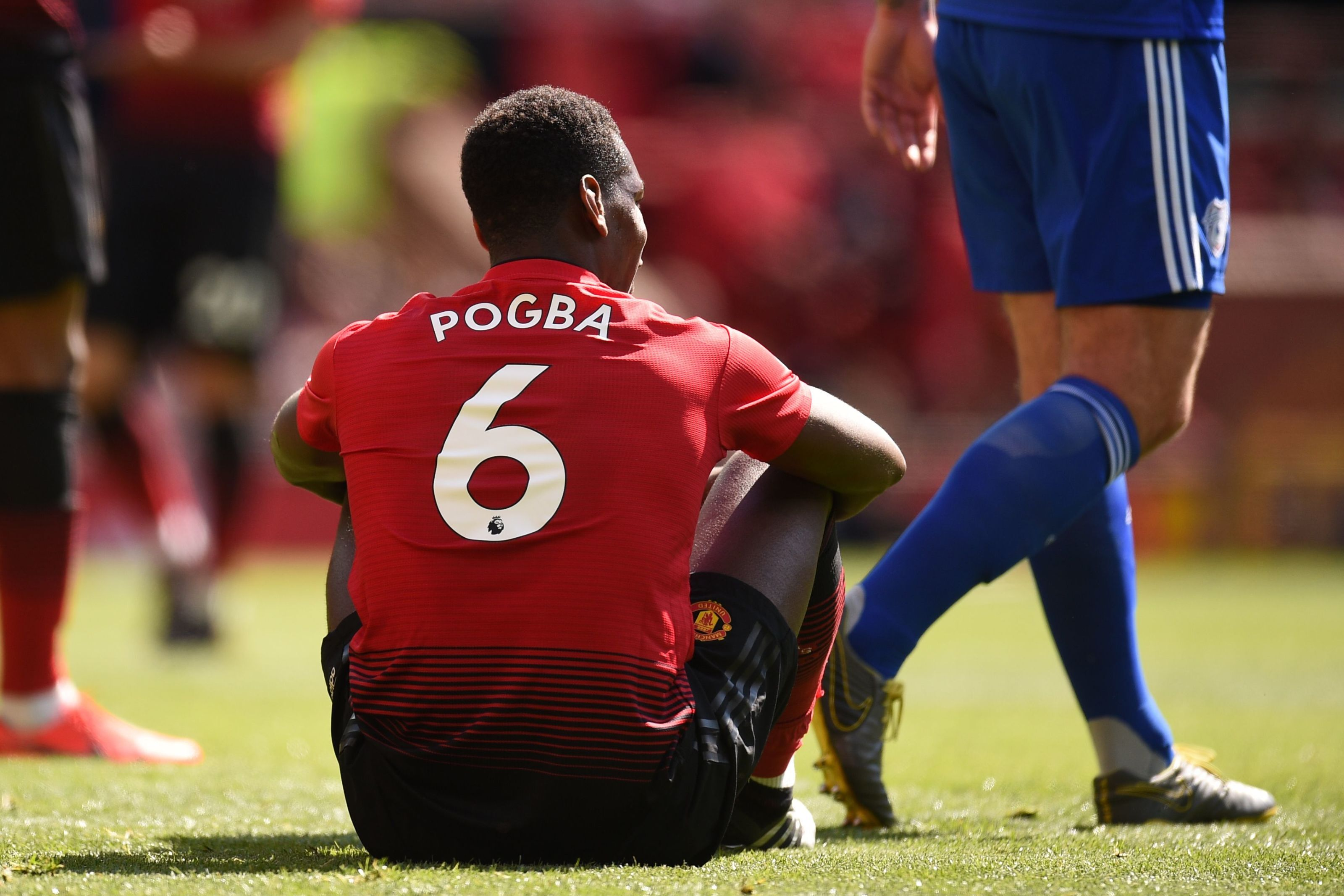 Manchester United increase their valuation of Paul Poba