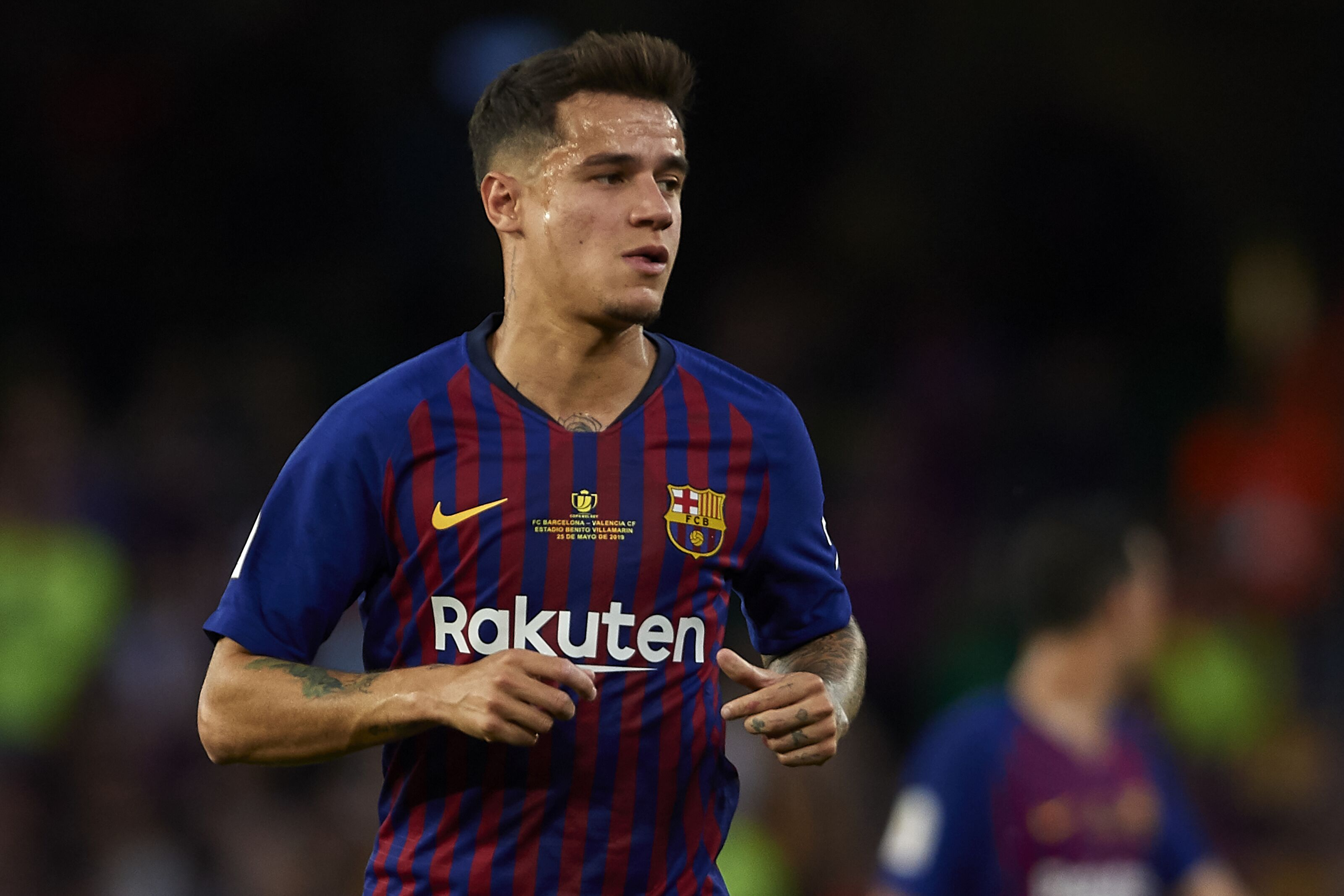 Barcelona fear they won't be able to sell Philippe Coutinho