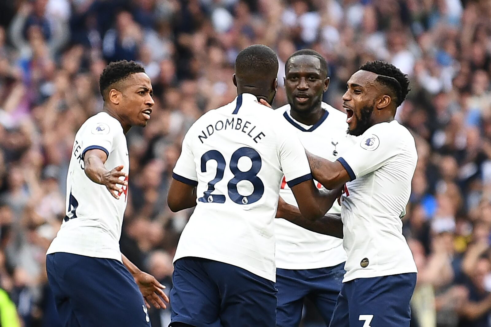 Tottenham projected XI at Manchester City: No diamond for Spurs