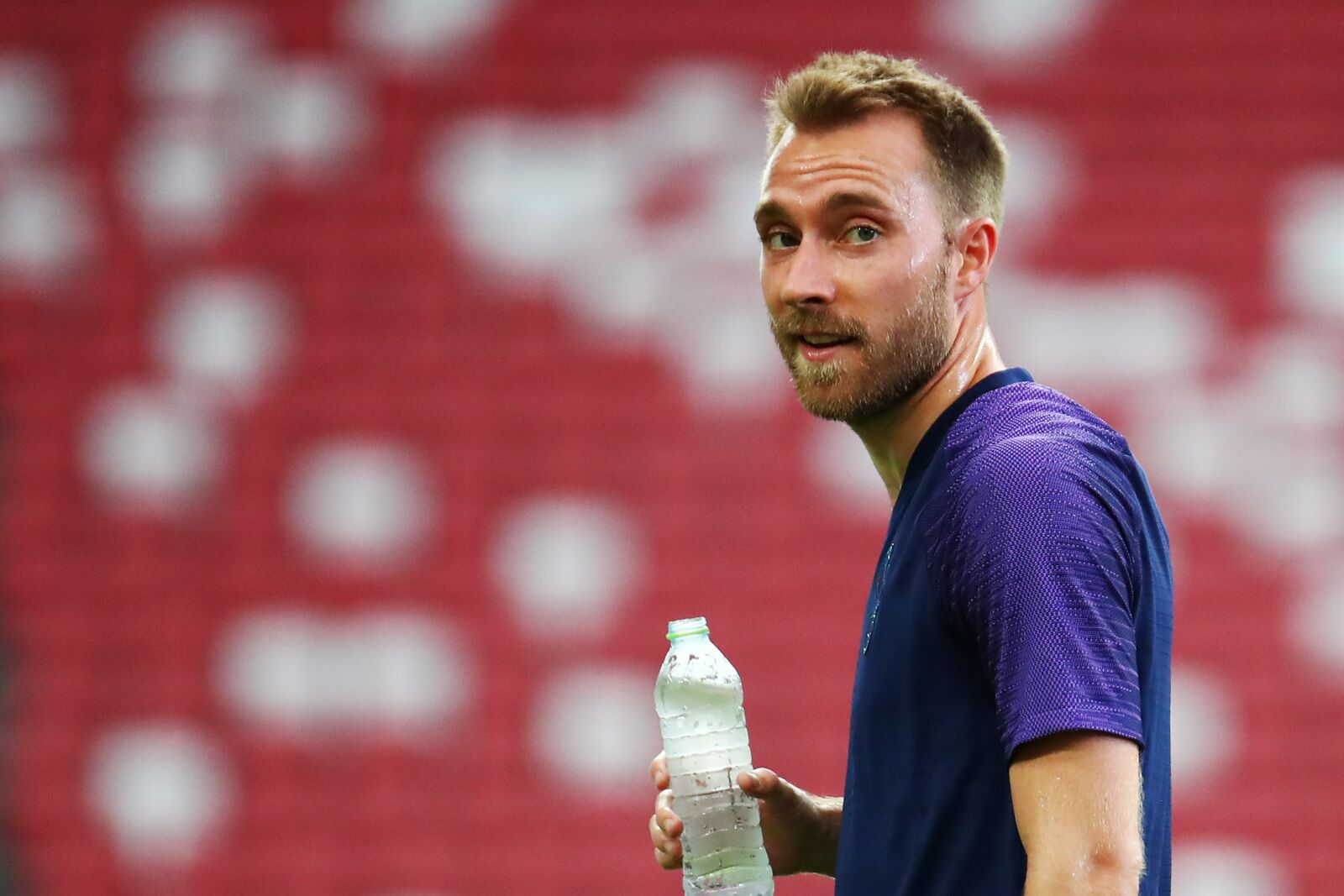 Tottenham are poised to heap significant pressure onto Christian Eriksen