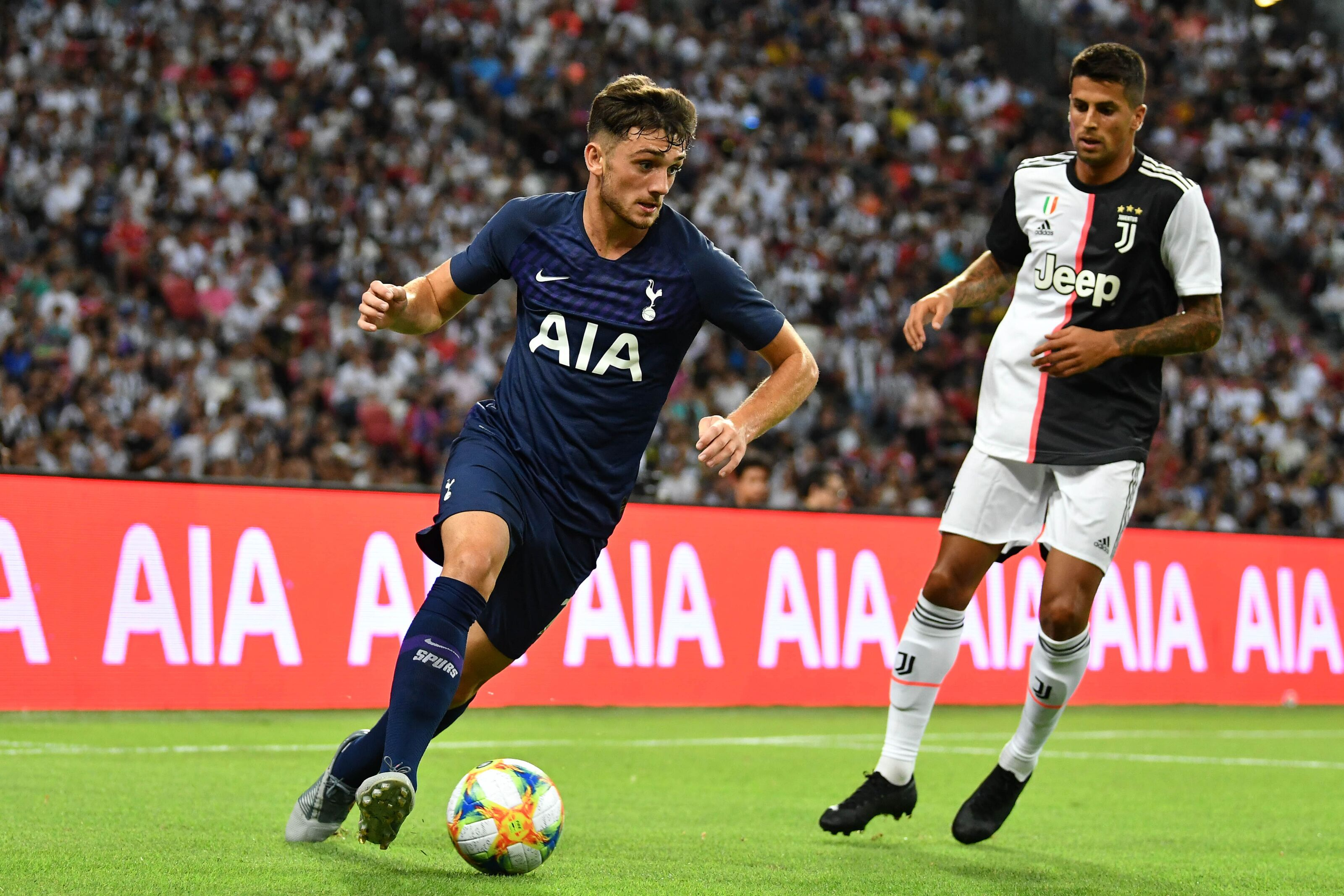 Troy Parrott is the answer to Tottenham's issues at striker
