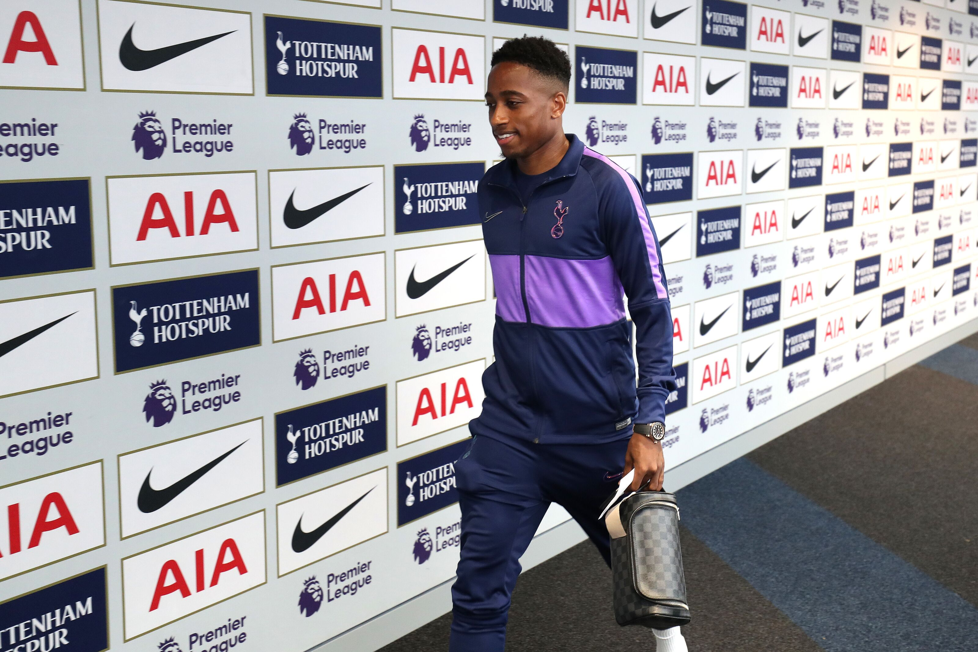 Kyle Walker-Peters can restore normalcy for Tottenham against Palace