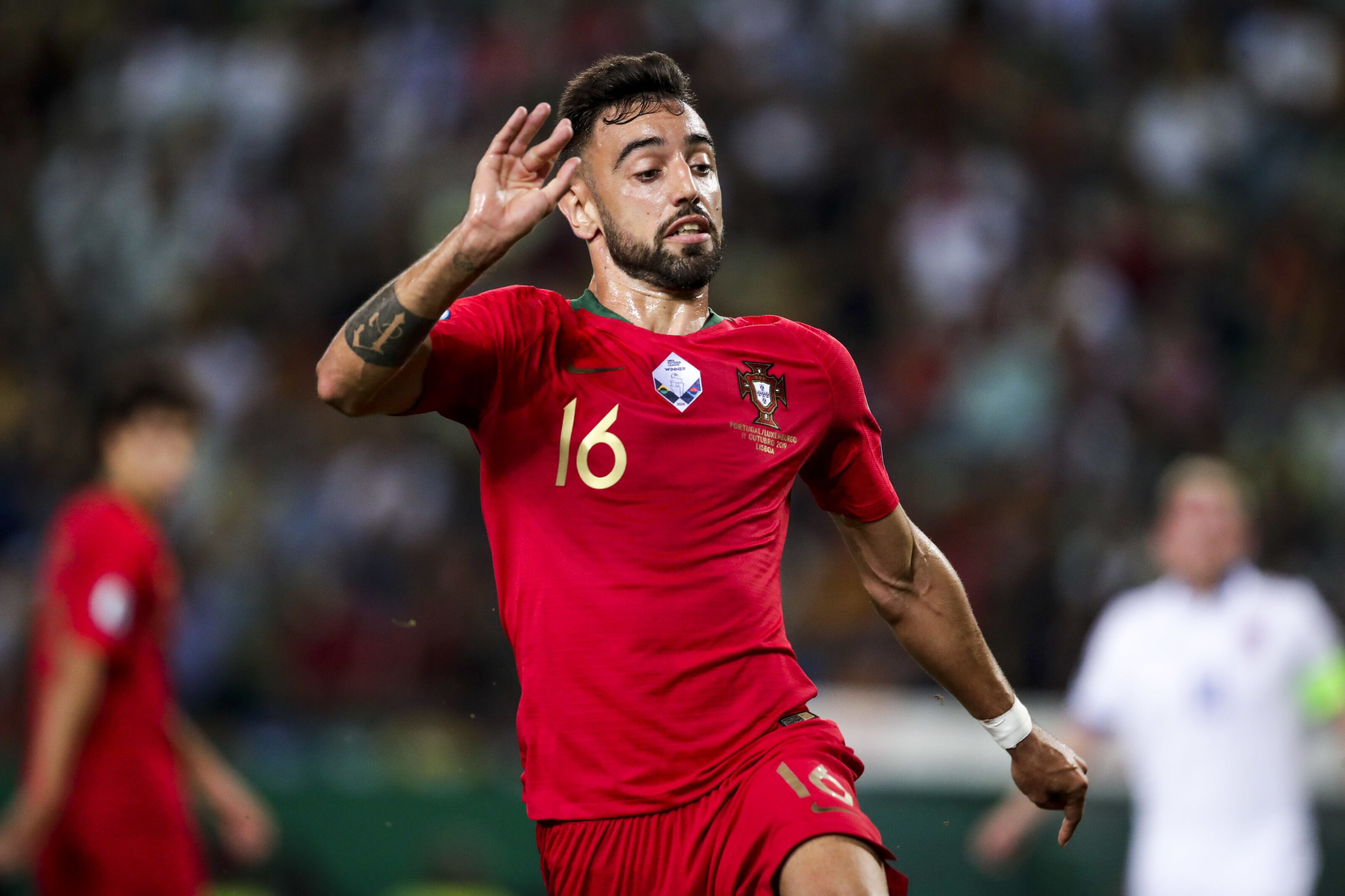 Tottenham don't need to purchase Bruno Fernandes in January