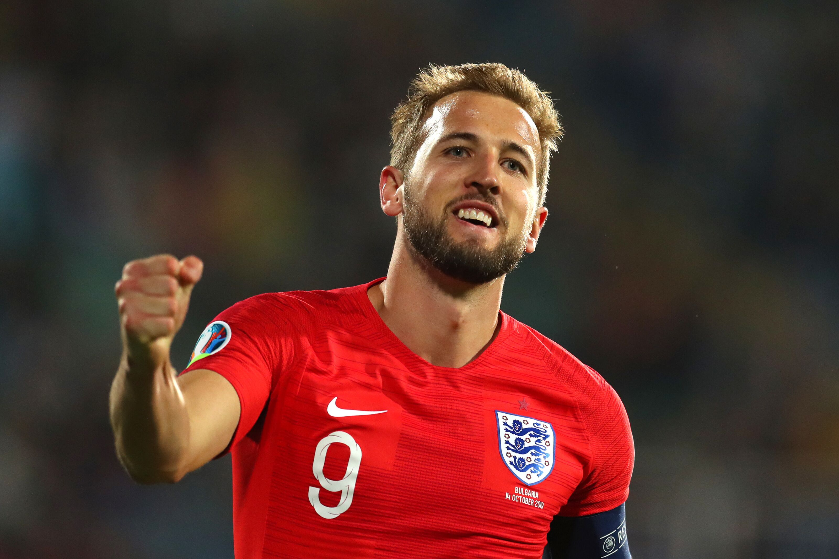 Tottenham may look at a position change for Harry Kane