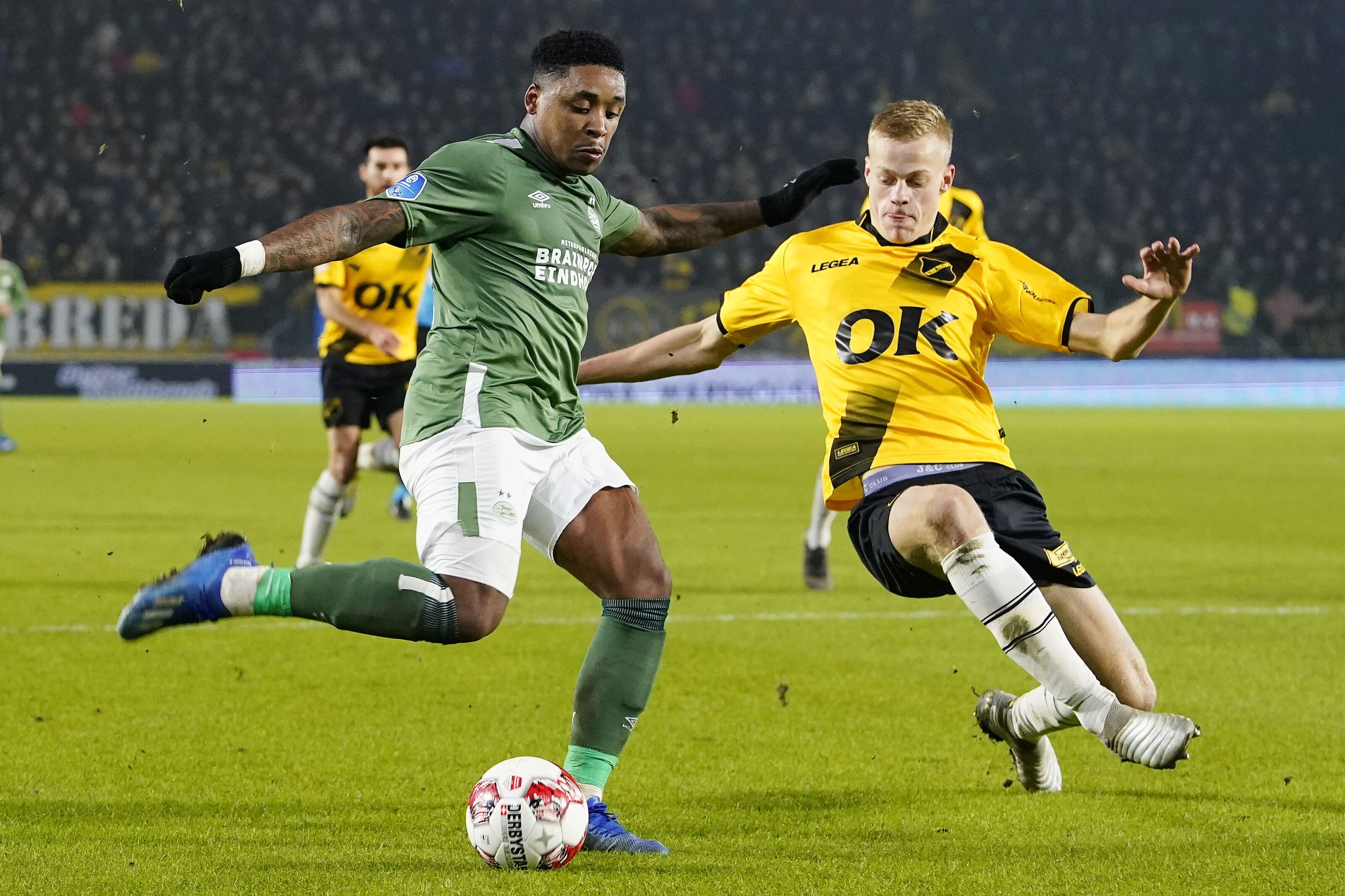 Steven Bergwijn will turn into a shrewd transfer purchase for Tottenham