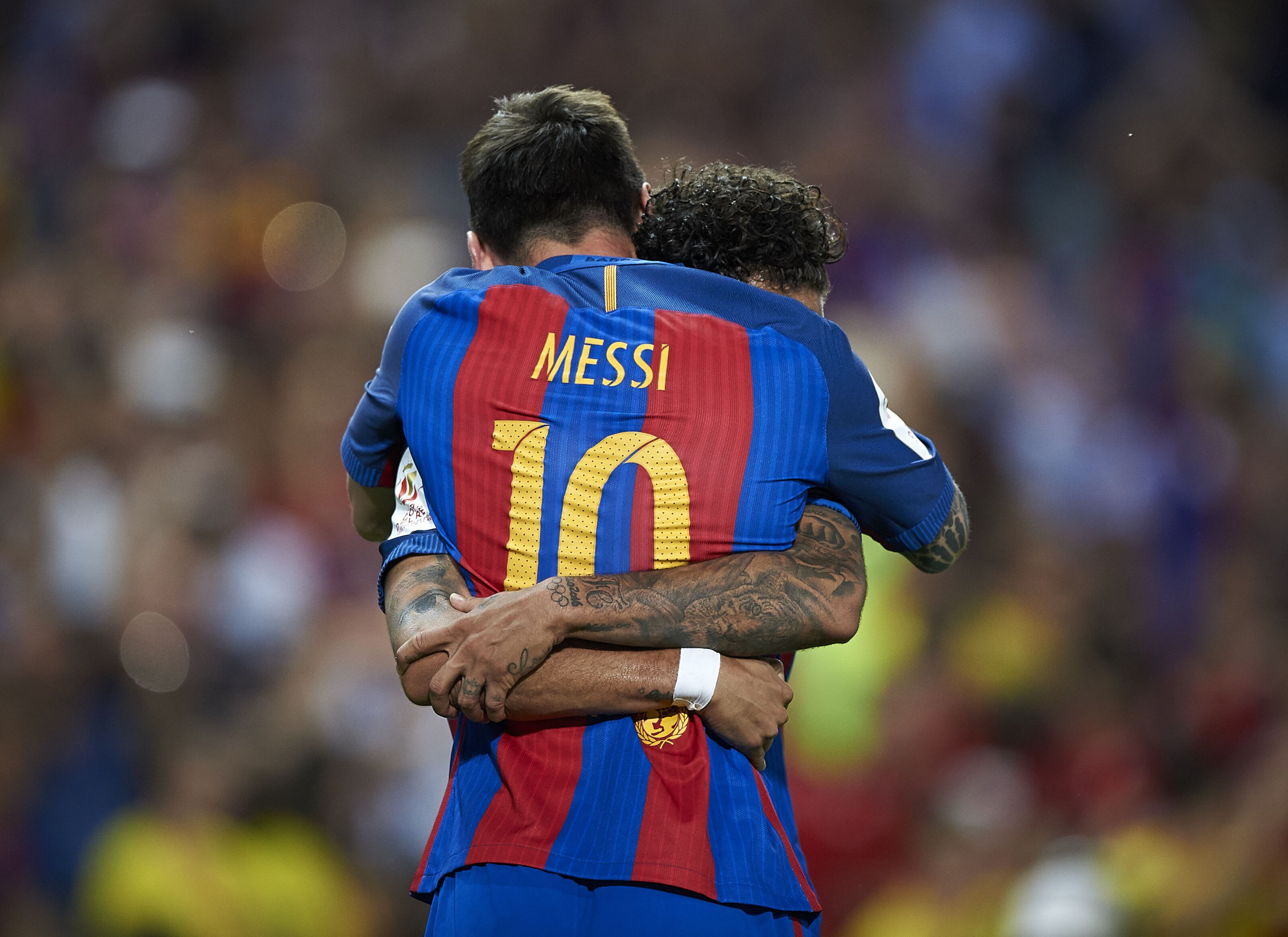 Barcelona: Lionel Messi convinced Neymar to turn down Real Madrid