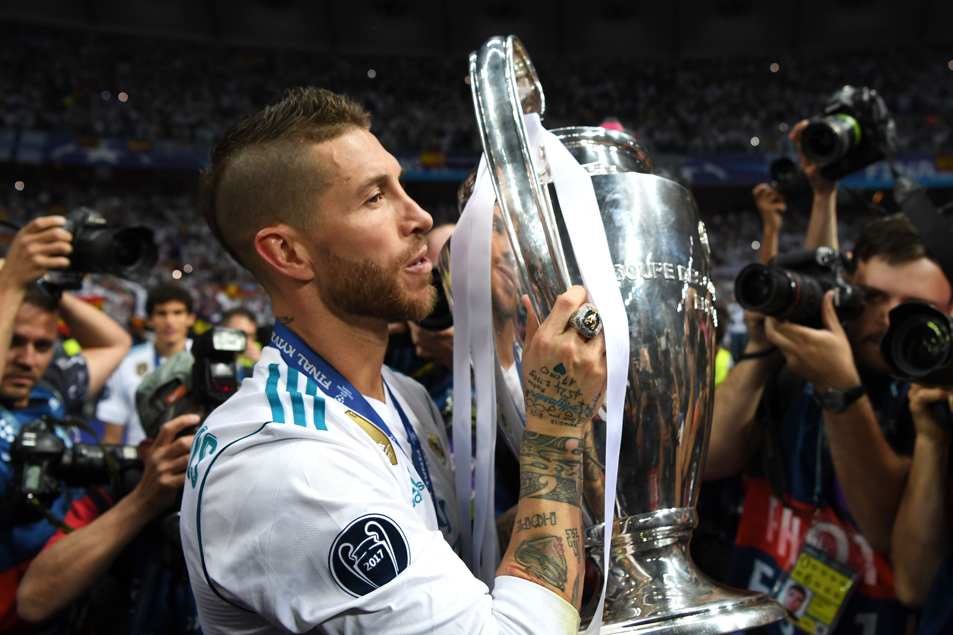 Real Madrid target wants Sergio Ramos' departure before signing