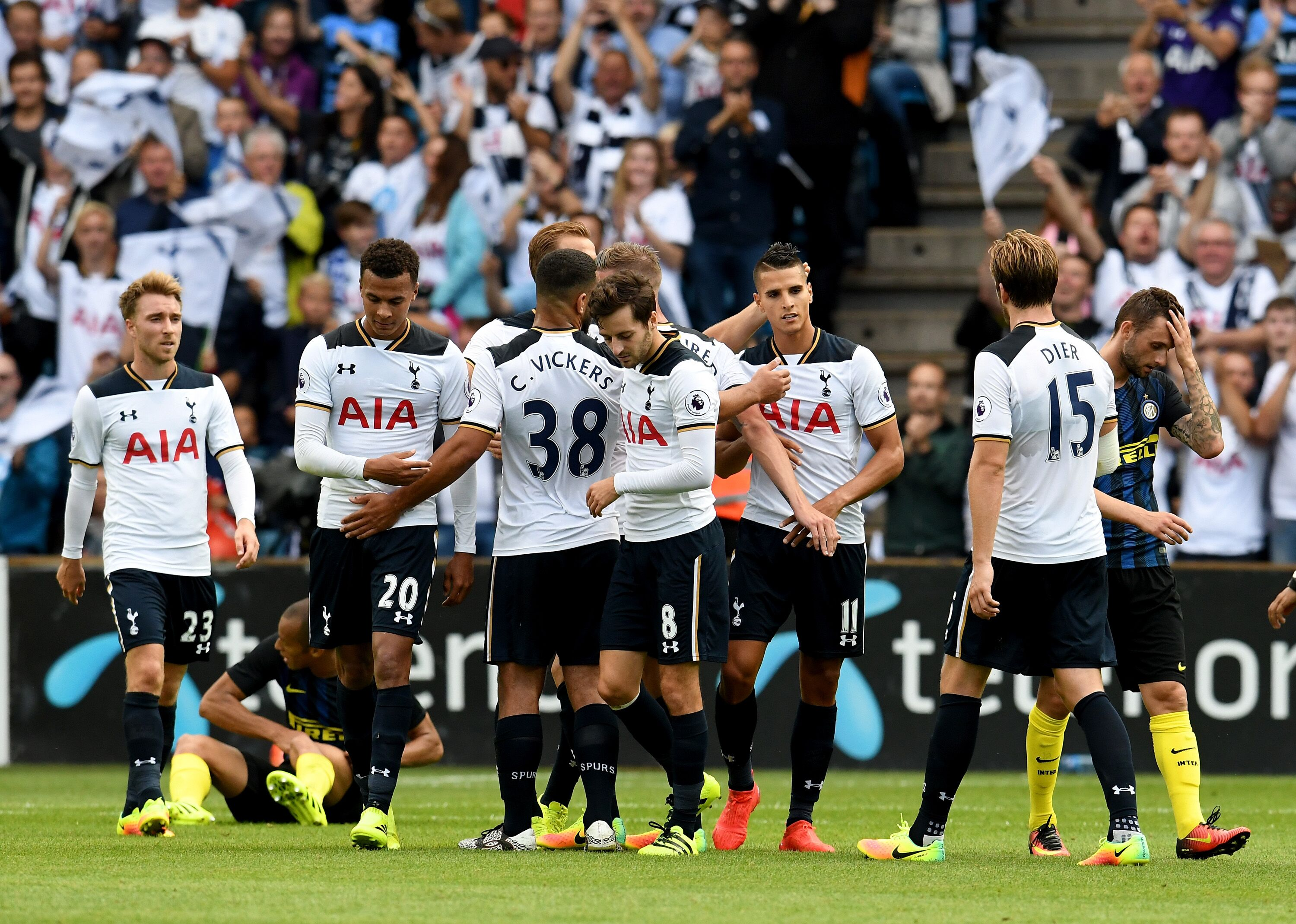 Manchester City Vs Chelsea Ao Vivo: Tottenham Vs. Crystal Palace: 5 Key Matchups To Determine