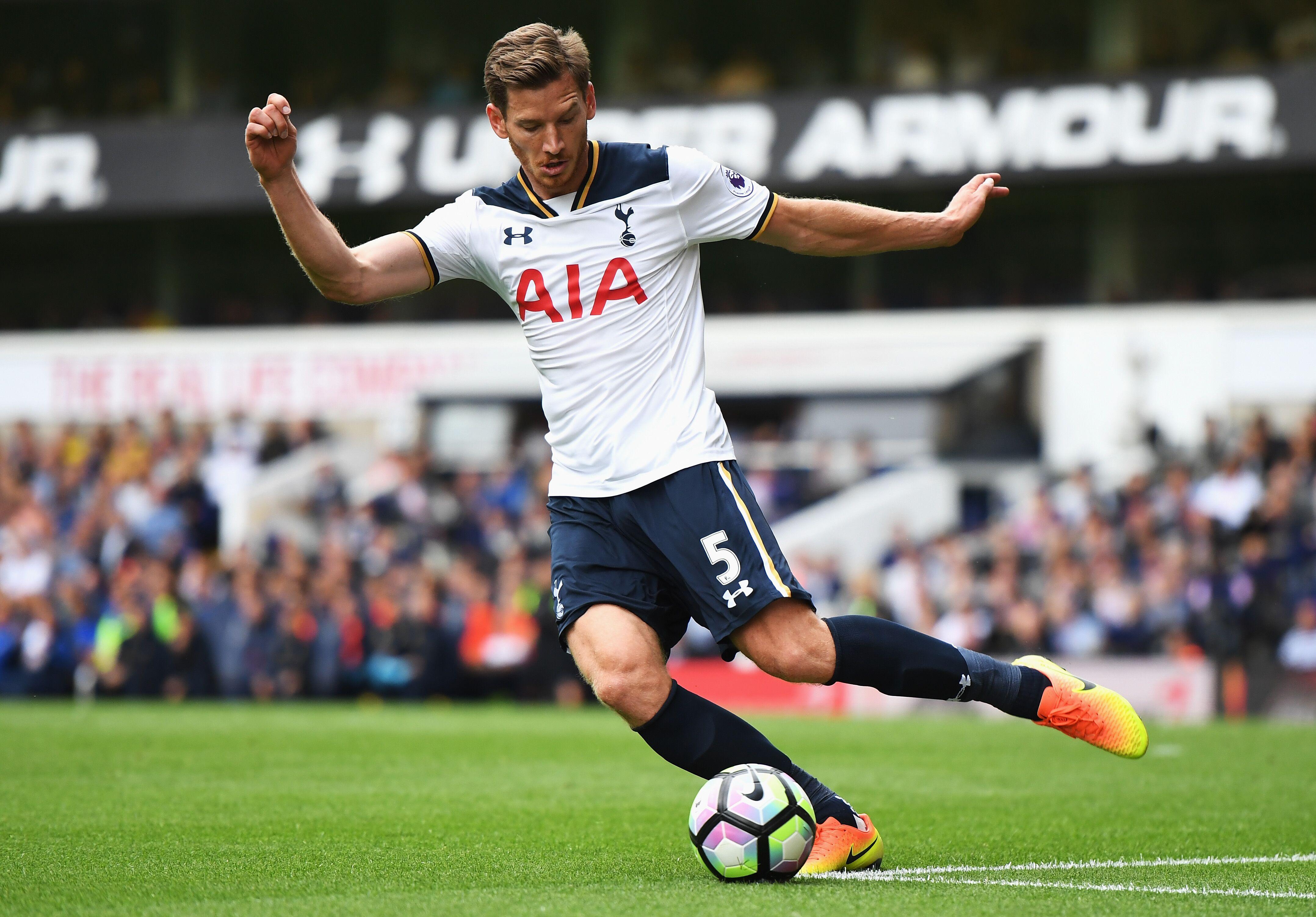 Tottenham must ease Jan Vertonghen out of the starting XI