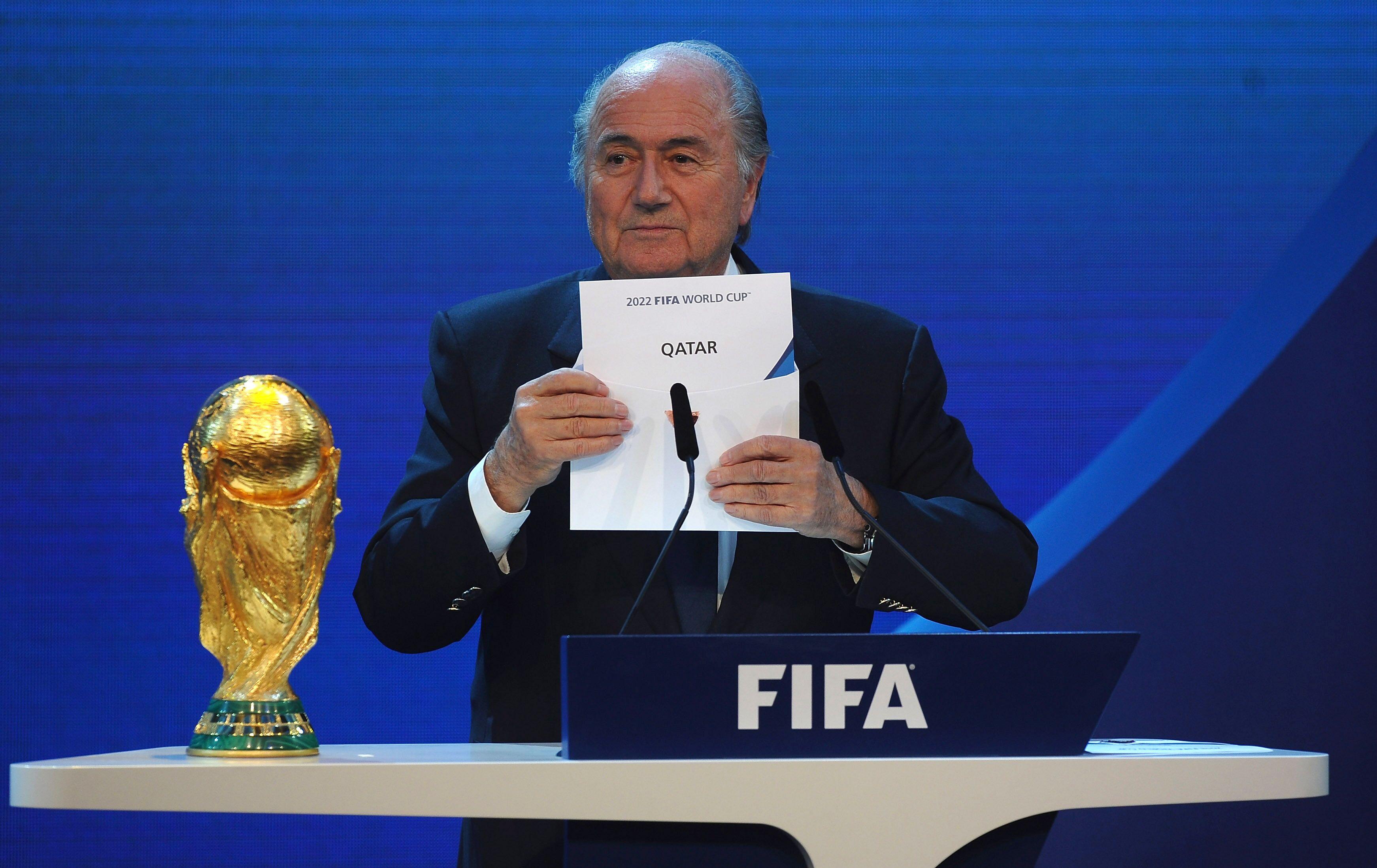 controversy behind qatar 2022 bid essay
