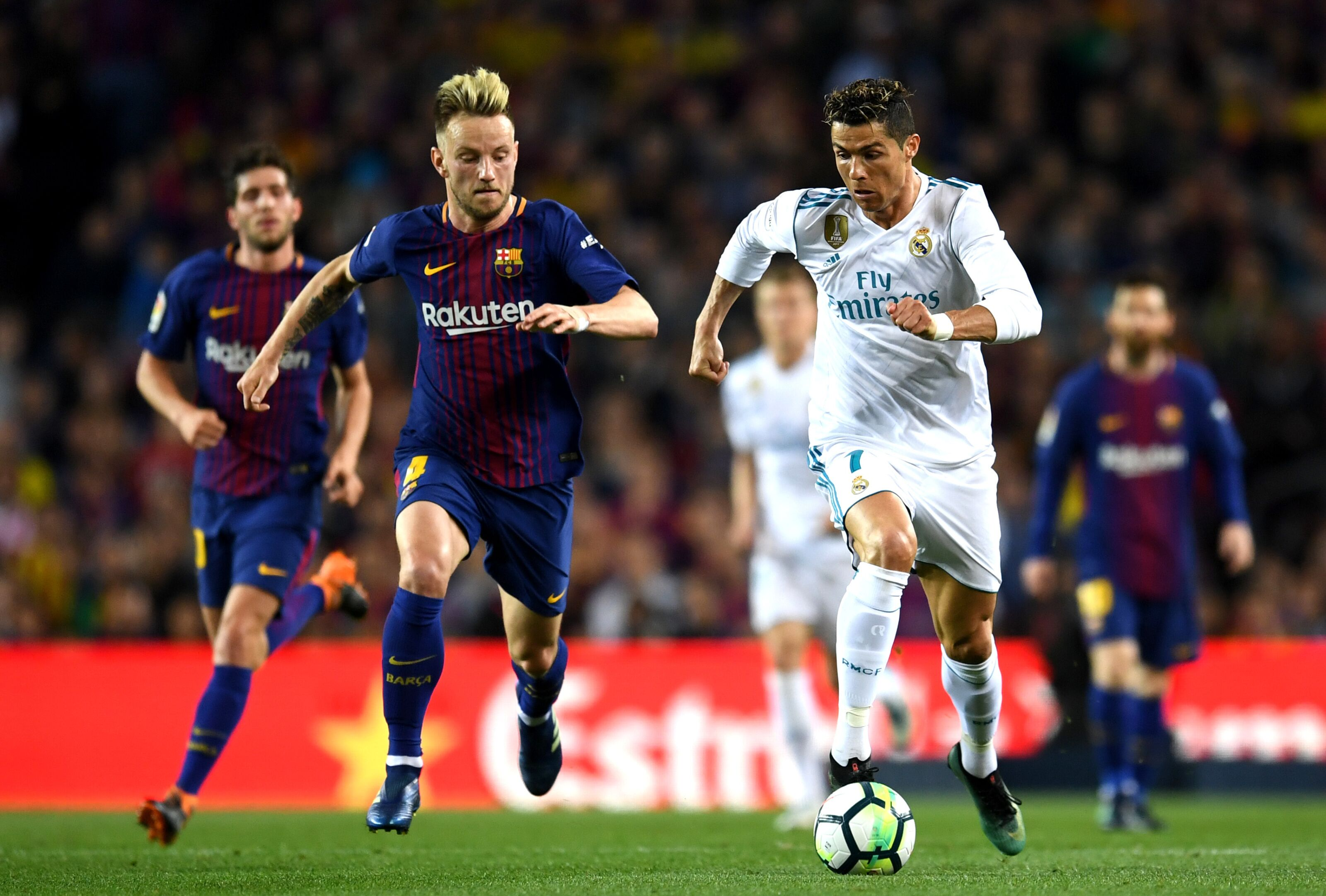8ce7619a5 FC Barcelona would be silly to sell Ivan Rakitic to Paris Saint-Germain