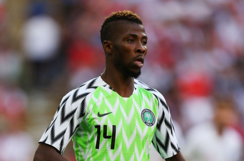 Image result for iheanacho nigeria