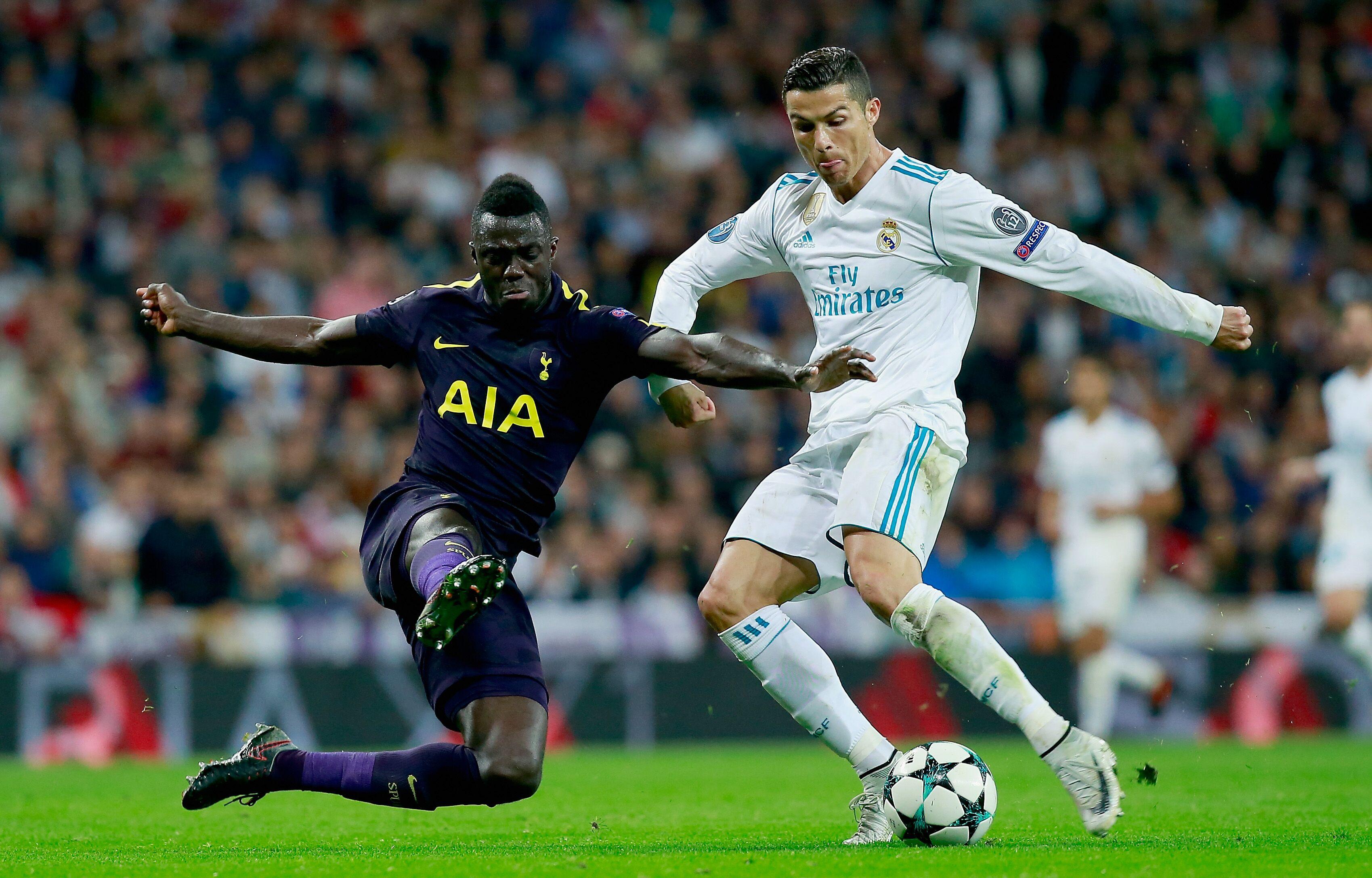 Tottenham's Harry Winks, Davinson Sanchez star vs. Real Madrid